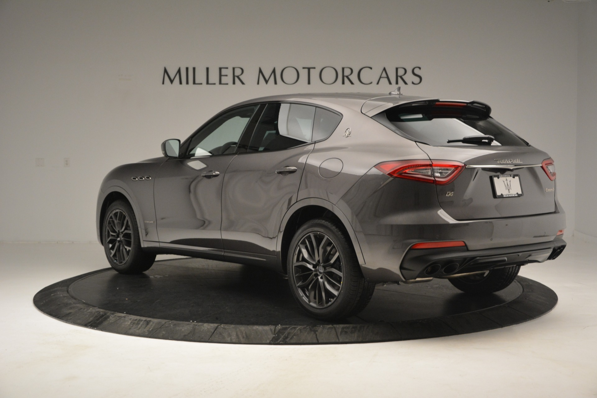 New 2019 Maserati Levante Q4 GranSport For Sale In Greenwich, CT 2807_p8