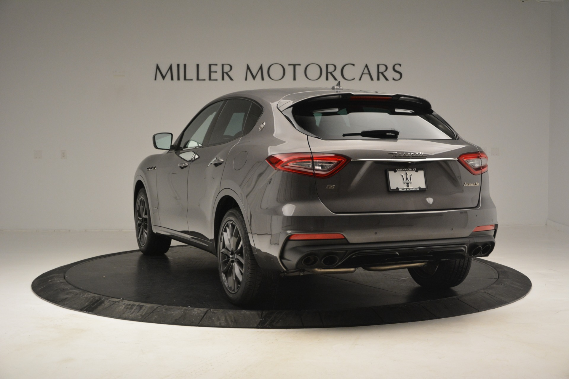 New 2019 Maserati Levante Q4 GranSport For Sale In Greenwich, CT 2807_p9