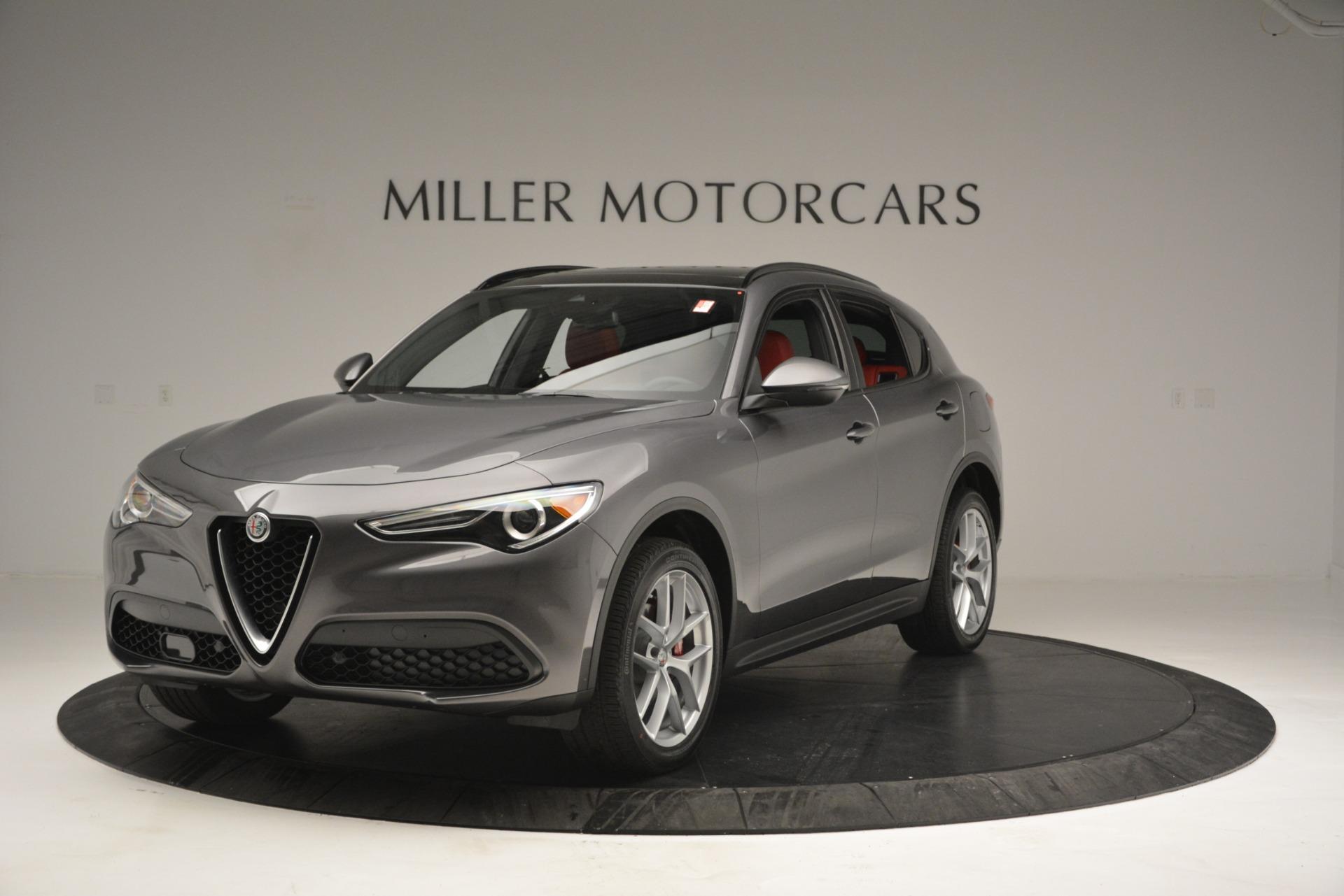 New 2019 Alfa Romeo Stelvio Sport Q4 For Sale In Greenwich, CT 2809_main