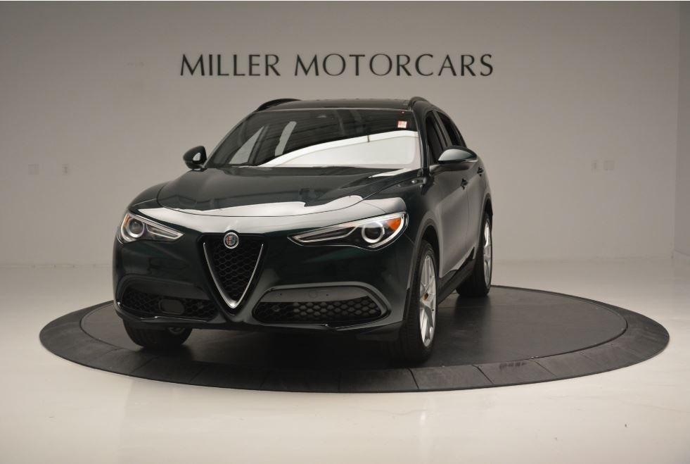 New 2019 Alfa Romeo Stelvio Sport Q4 For Sale In Greenwich, CT 2811_main