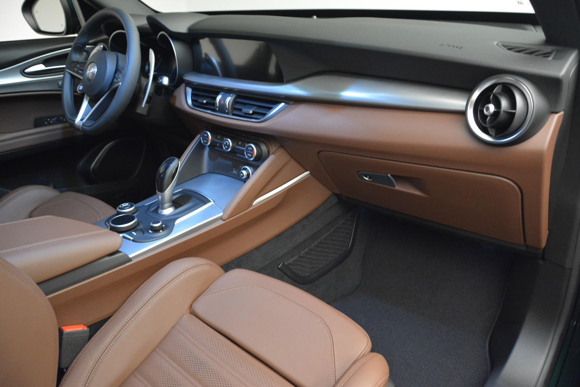 New 2019 Alfa Romeo Stelvio Sport Q4 For Sale In Greenwich, CT 2811_p20