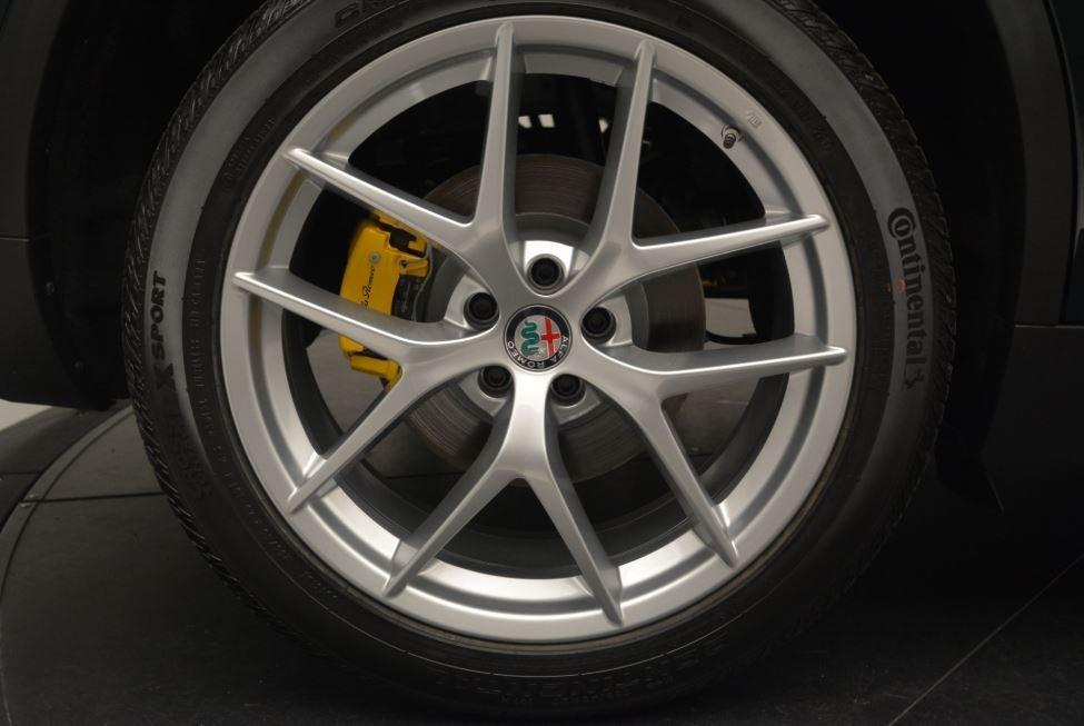 New 2019 Alfa Romeo Stelvio Sport Q4 For Sale In Greenwich, CT 2811_p26