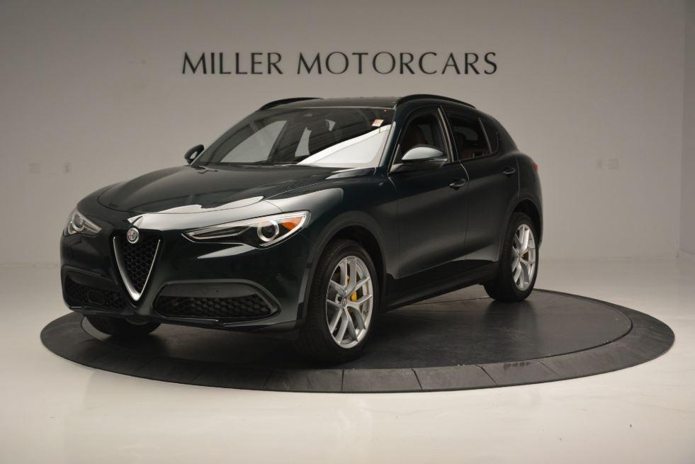 New 2019 Alfa Romeo Stelvio Sport Q4 For Sale In Greenwich, CT 2811_p2