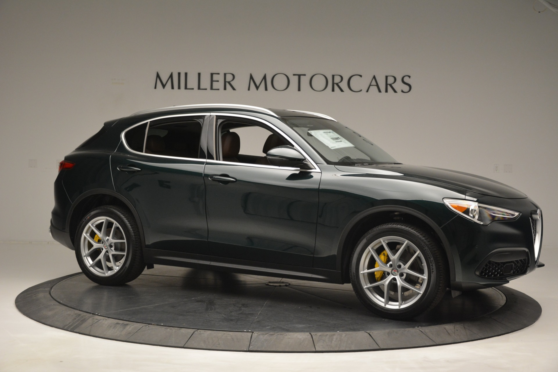 New 2019 Alfa Romeo Stelvio Q4 For Sale In Greenwich, CT 2812_p10