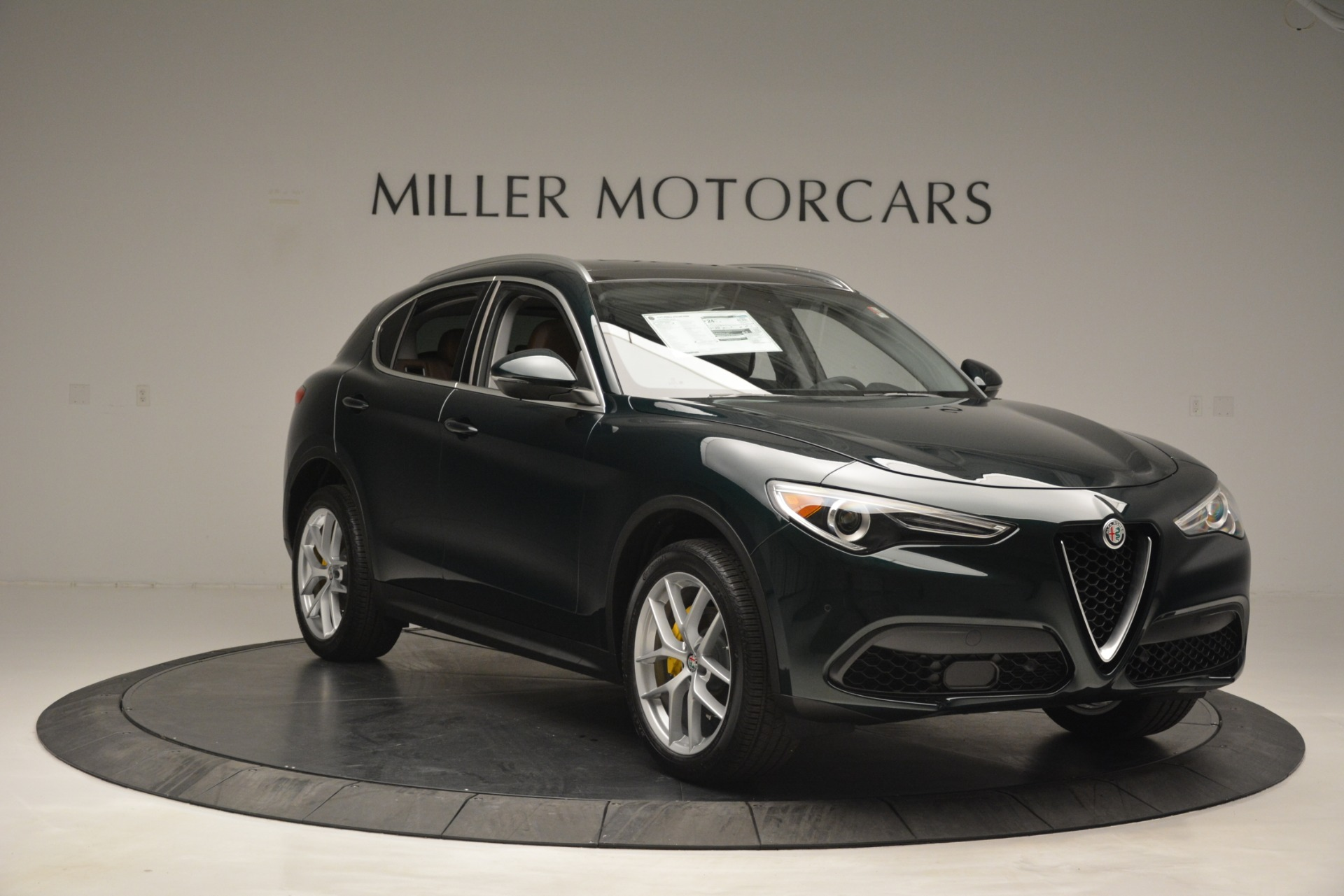 New 2019 Alfa Romeo Stelvio Q4 For Sale In Greenwich, CT 2812_p11