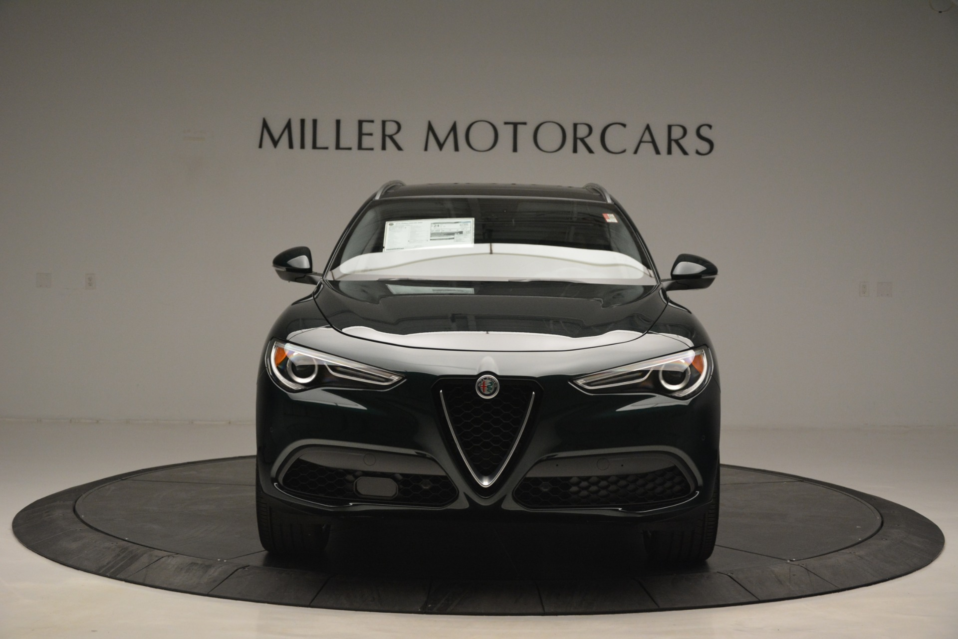 New 2019 Alfa Romeo Stelvio Q4 For Sale In Greenwich, CT 2812_p12