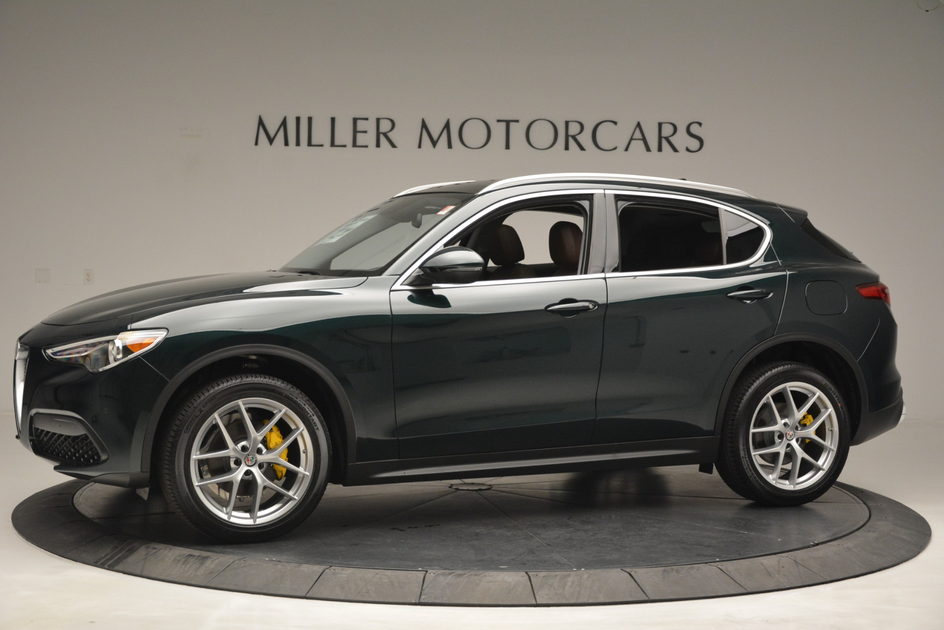 New 2019 Alfa Romeo Stelvio Q4 For Sale In Greenwich, CT 2812_p2