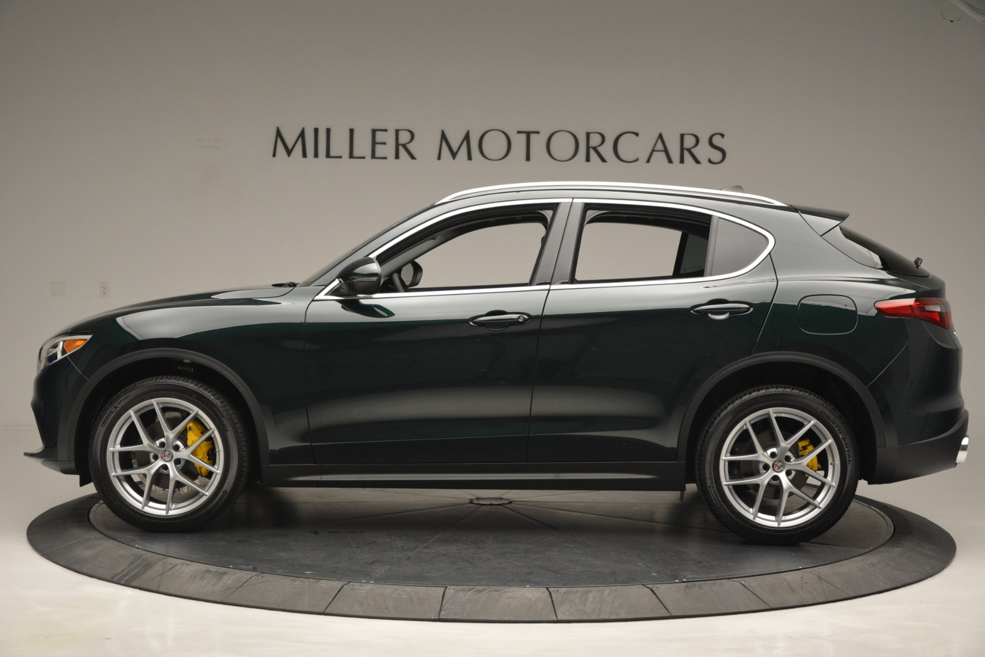 New 2019 Alfa Romeo Stelvio Q4 For Sale In Greenwich, CT 2812_p3
