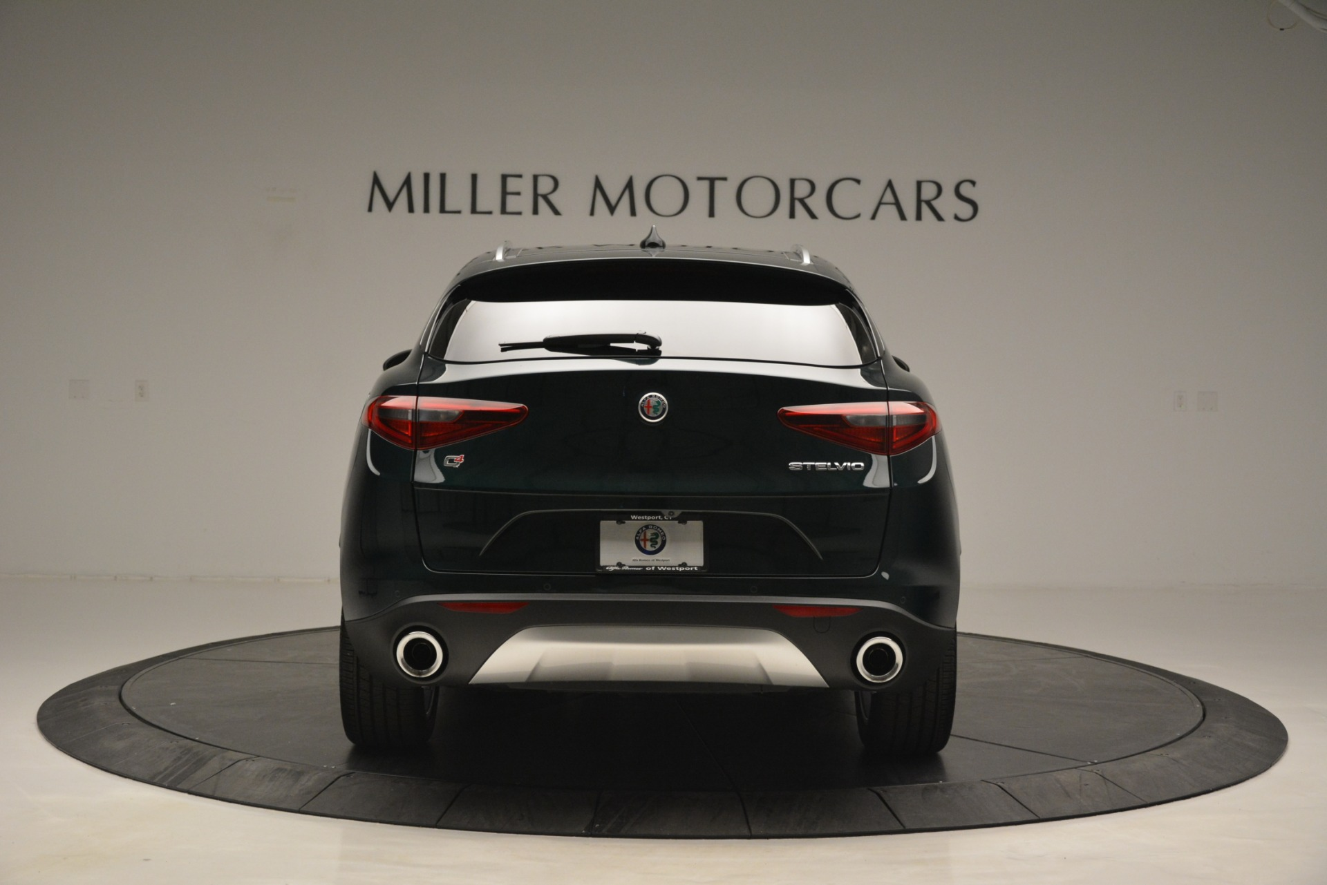 New 2019 Alfa Romeo Stelvio Q4 For Sale In Greenwich, CT 2812_p6
