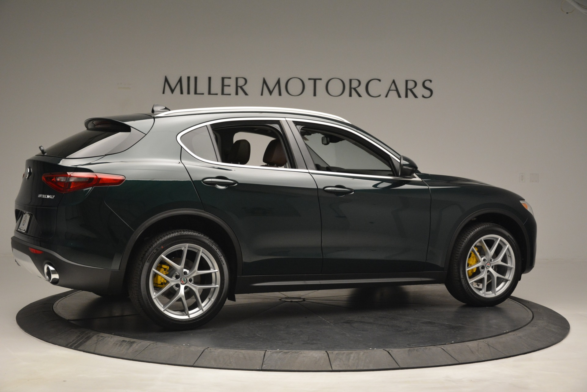 New 2019 Alfa Romeo Stelvio Q4 For Sale In Greenwich, CT 2812_p8