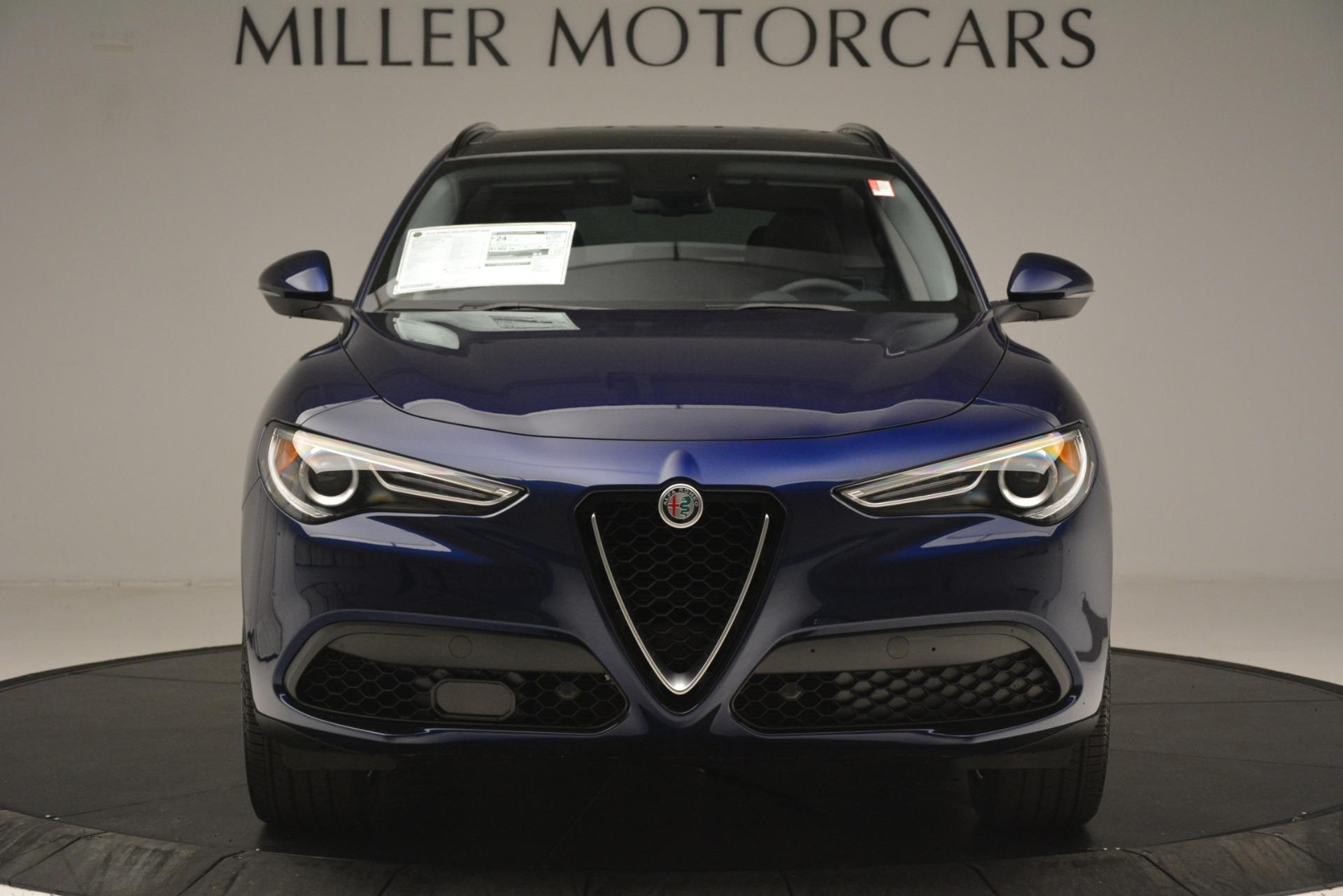 New 2019 Alfa Romeo Stelvio Sport Q4 For Sale In Greenwich, CT 2815_p12