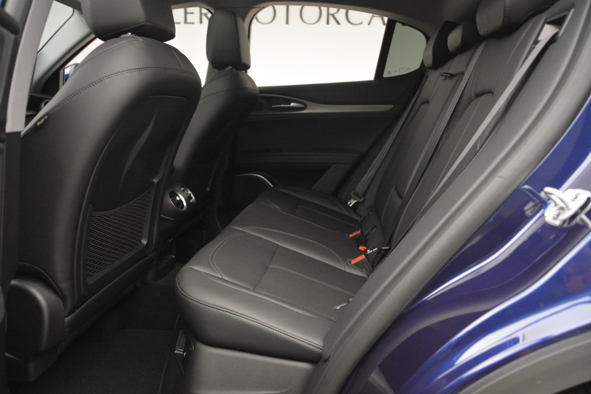New 2019 Alfa Romeo Stelvio Sport Q4 For Sale In Greenwich, CT 2815_p19