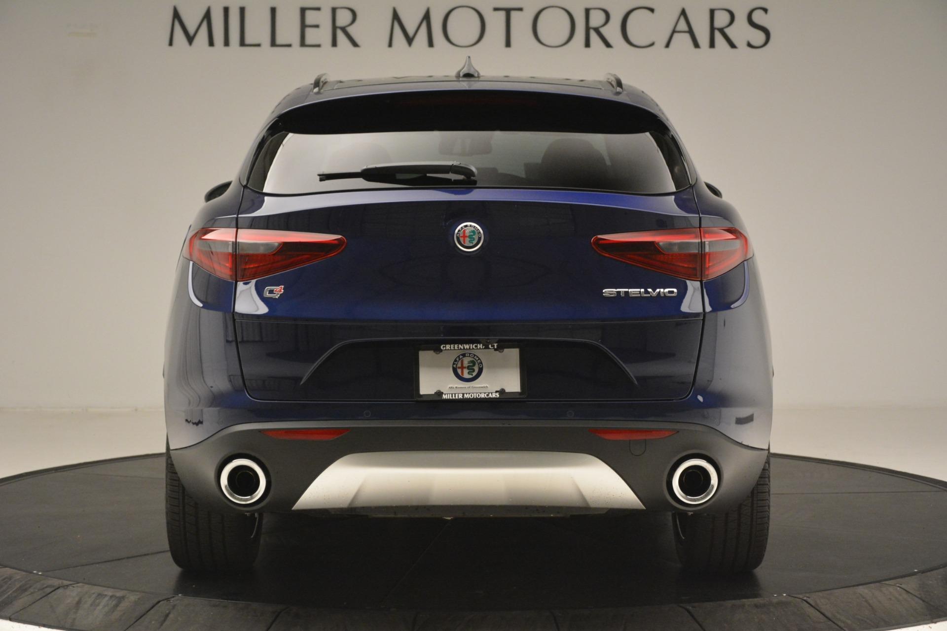 New 2019 Alfa Romeo Stelvio Sport Q4 For Sale In Greenwich, CT 2815_p6
