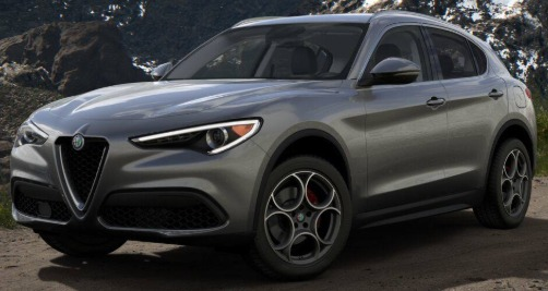 New 2019 Alfa Romeo Stelvio Q4 For Sale In Greenwich, CT 2817_main