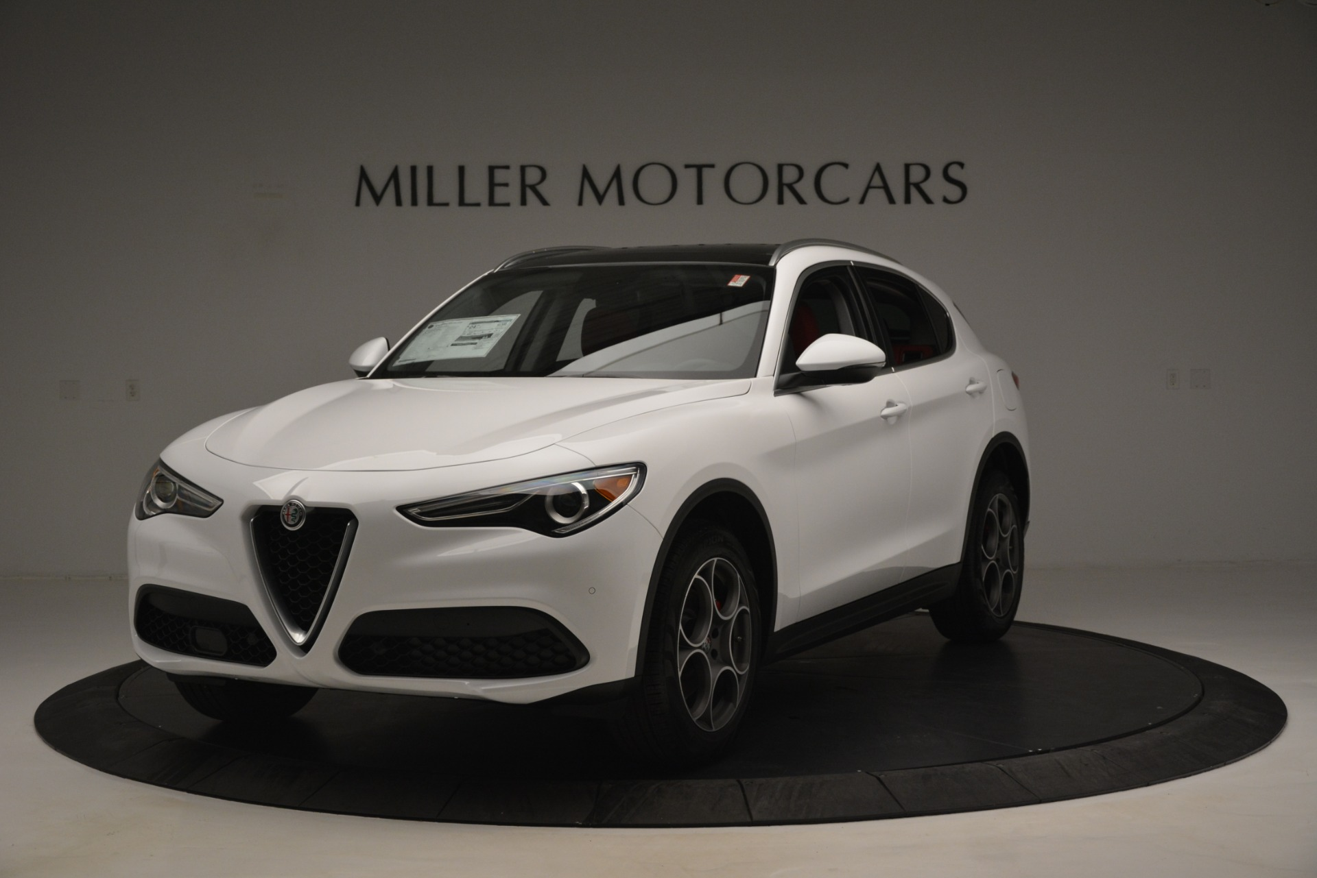 New 2019 Alfa Romeo Stelvio Q4 For Sale In Greenwich, CT 2819_main