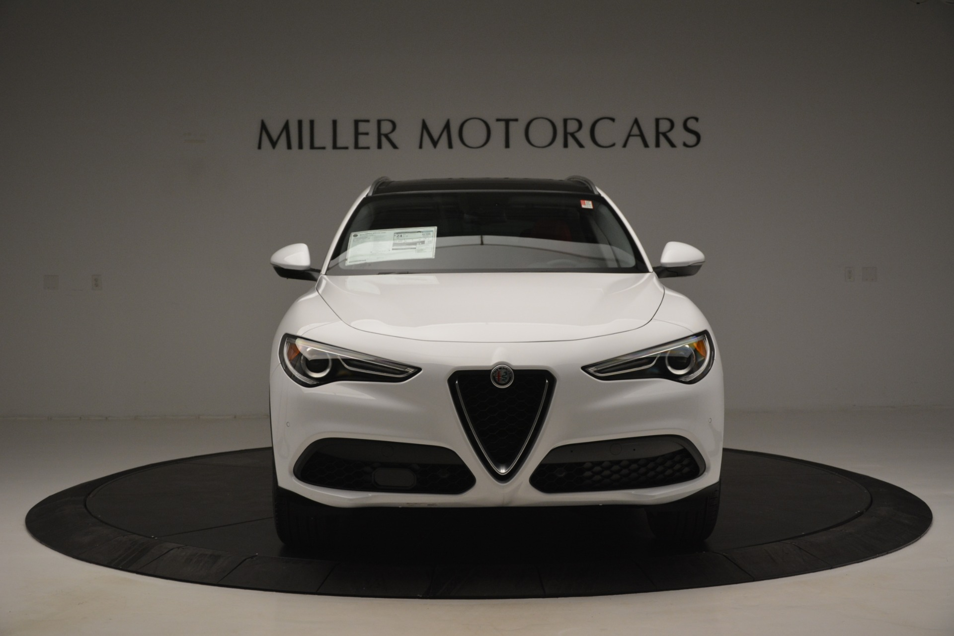 New 2019 Alfa Romeo Stelvio Q4 For Sale In Greenwich, CT 2819_p12