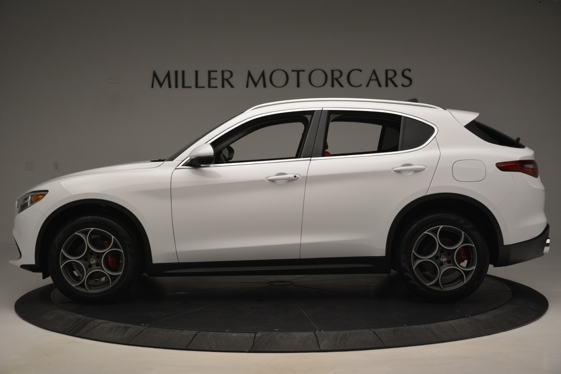New 2019 Alfa Romeo Stelvio Q4 For Sale In Greenwich, CT 2819_p3