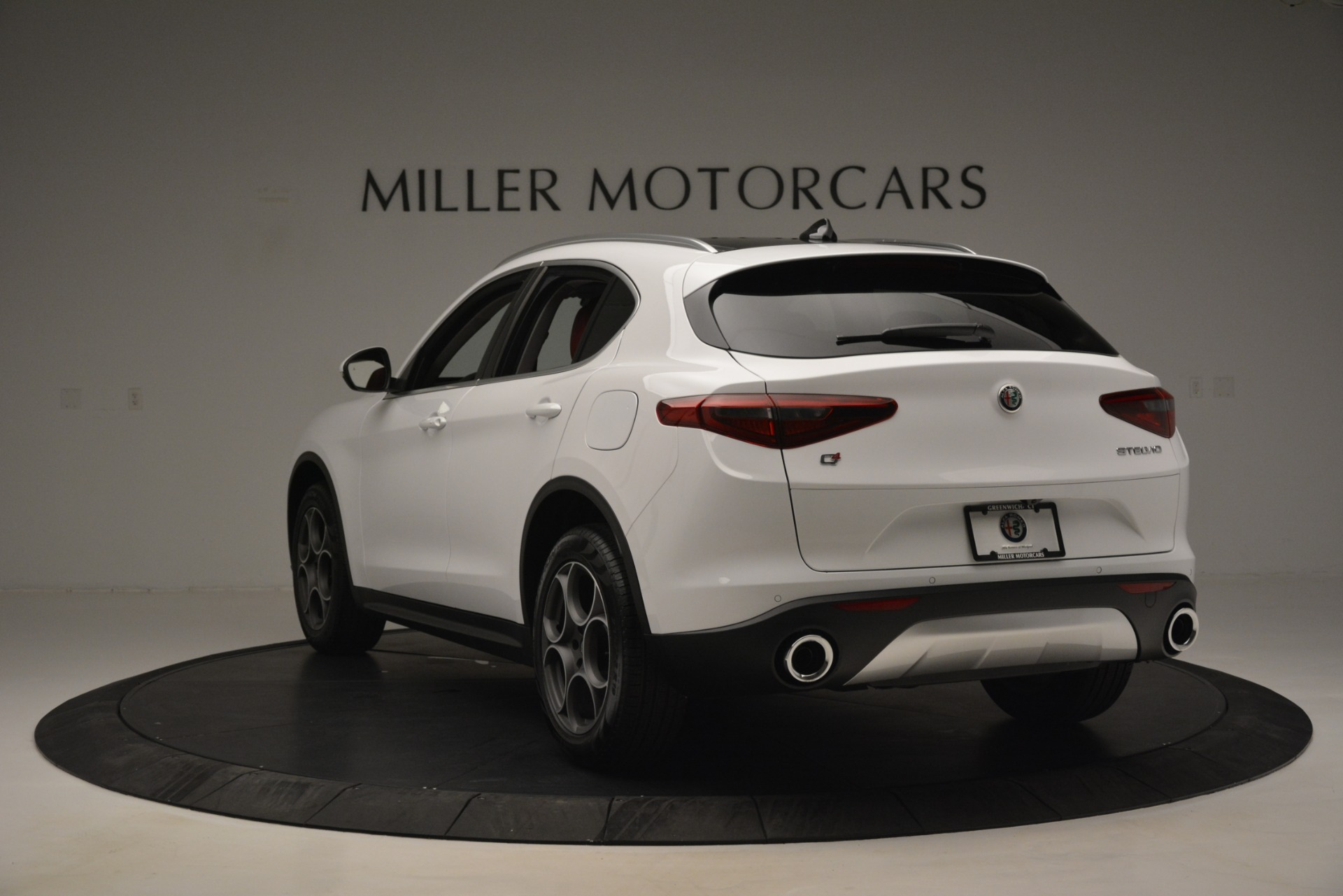 New 2019 Alfa Romeo Stelvio Q4 For Sale In Greenwich, CT 2819_p5