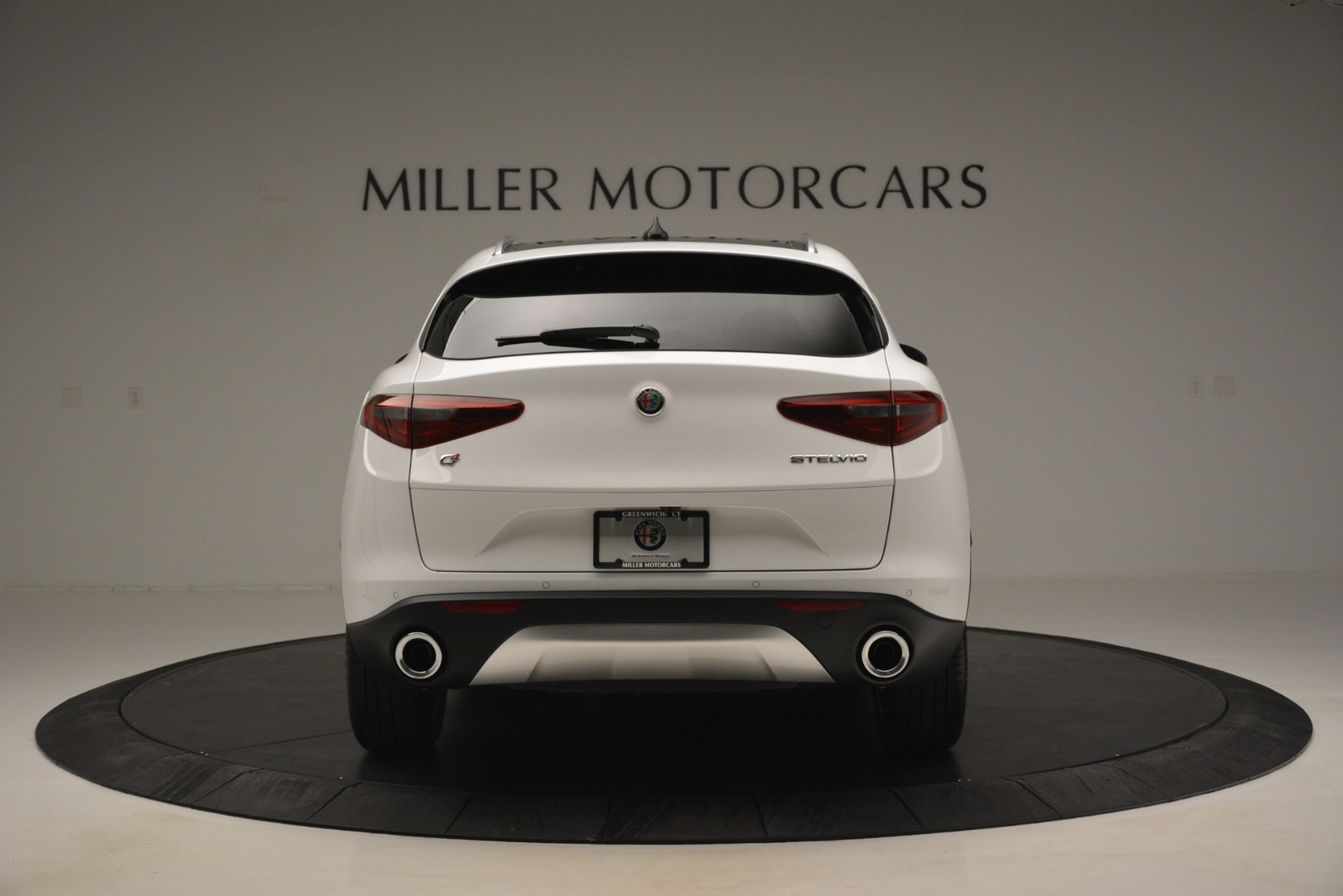 New 2019 Alfa Romeo Stelvio Q4 For Sale In Greenwich, CT 2819_p6