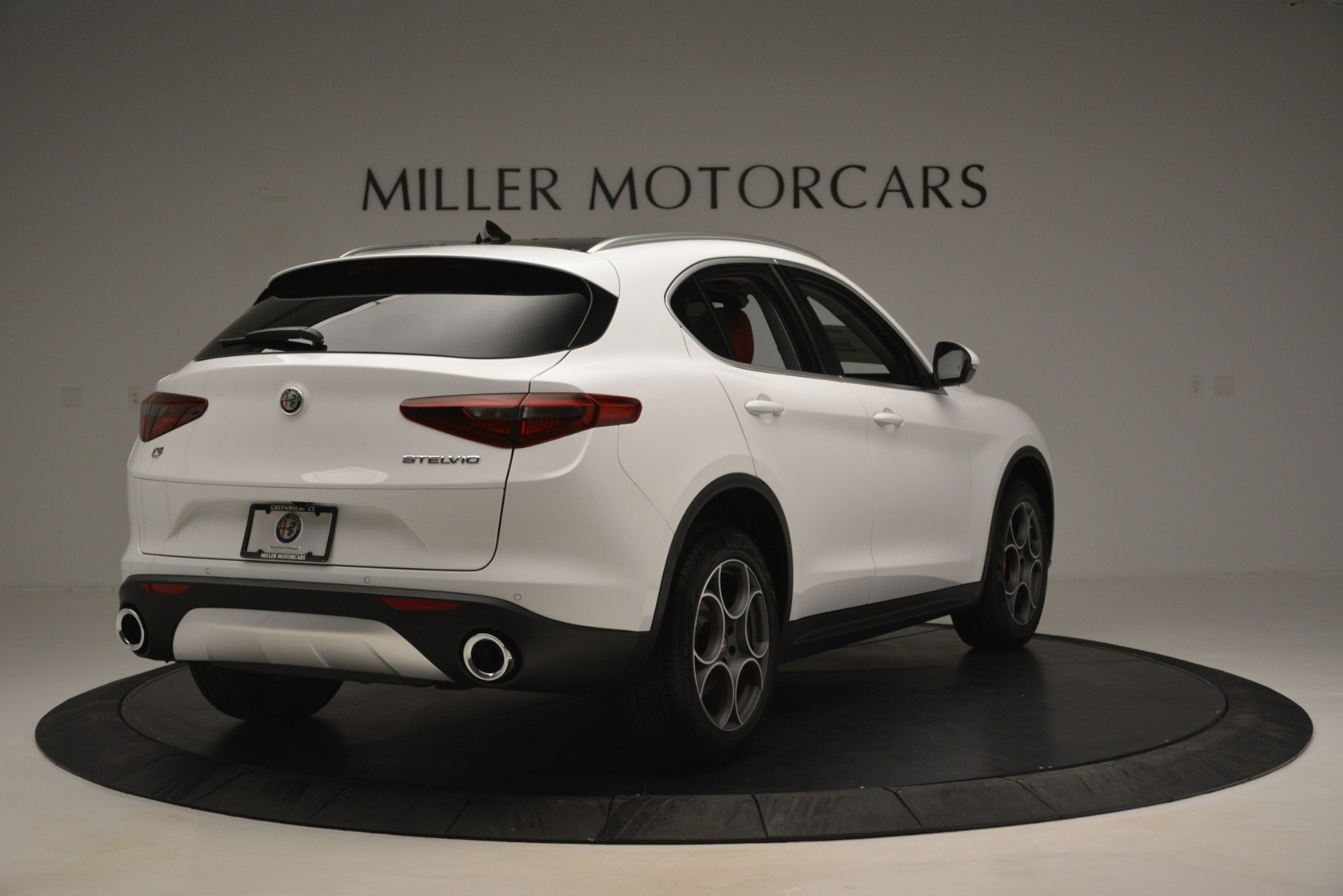 New 2019 Alfa Romeo Stelvio Q4 For Sale In Greenwich, CT 2819_p7