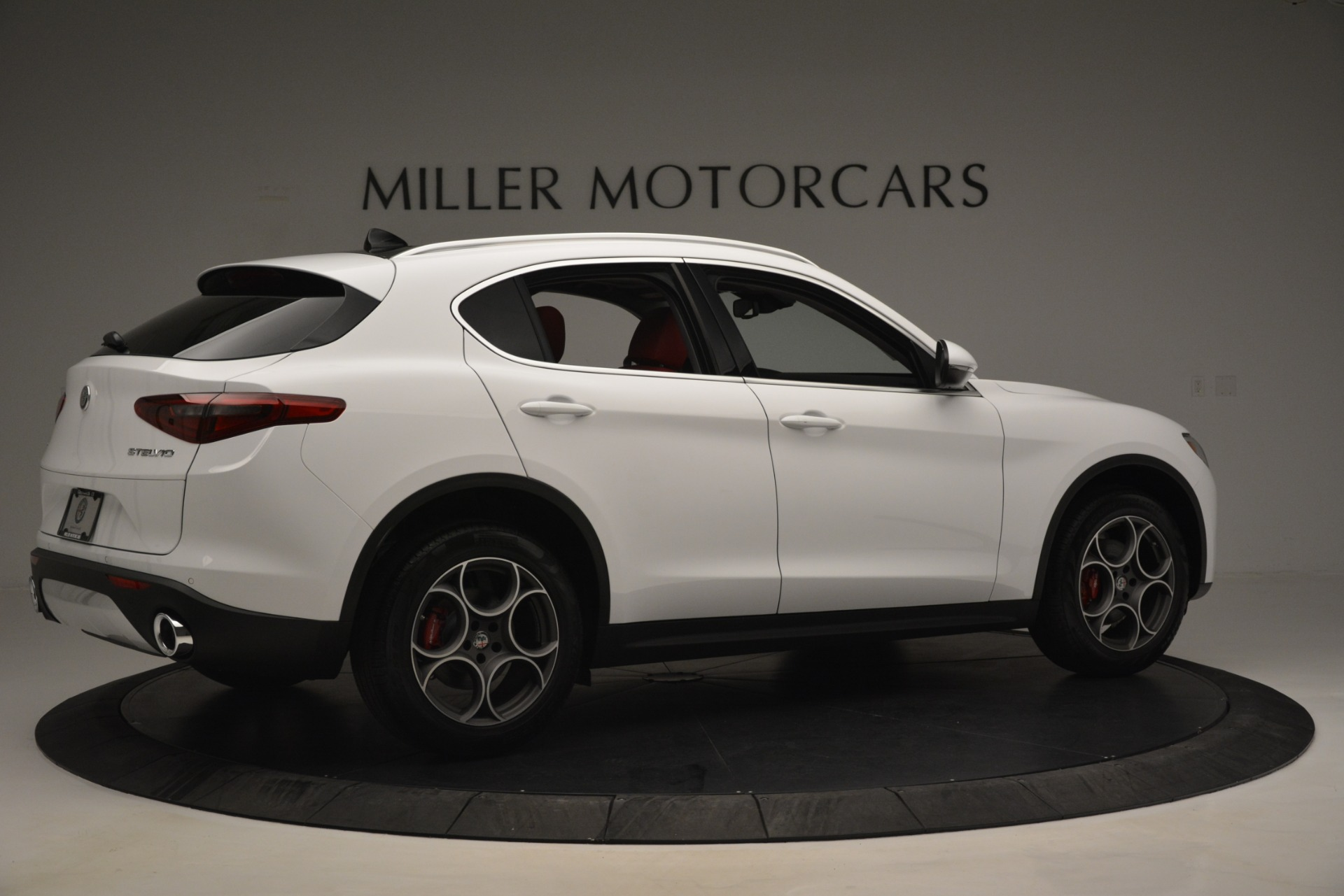 New 2019 Alfa Romeo Stelvio Q4 For Sale In Greenwich, CT 2819_p8
