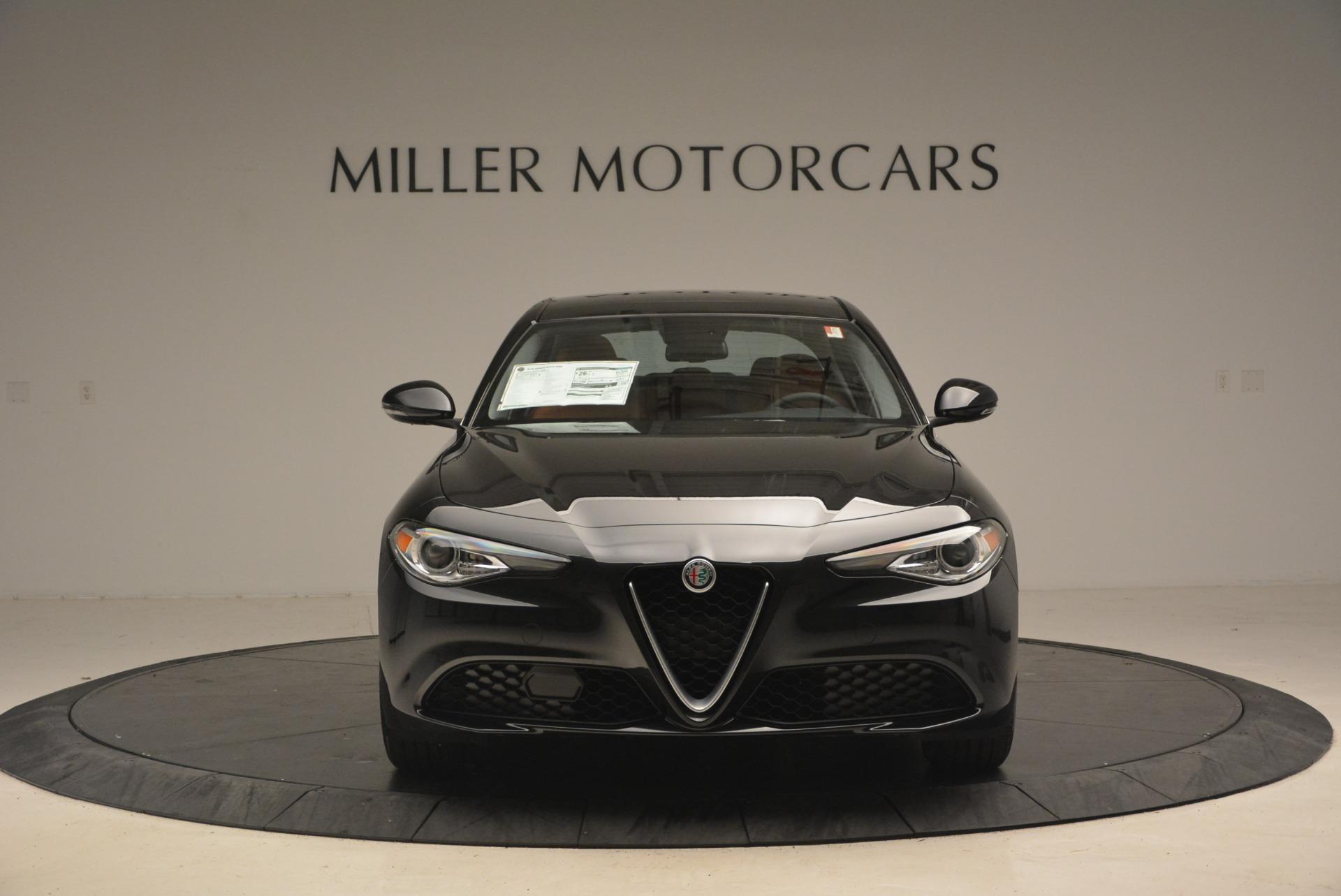 New 2019 Alfa Romeo Giulia Q4 For Sale In Greenwich, CT 2820_p12
