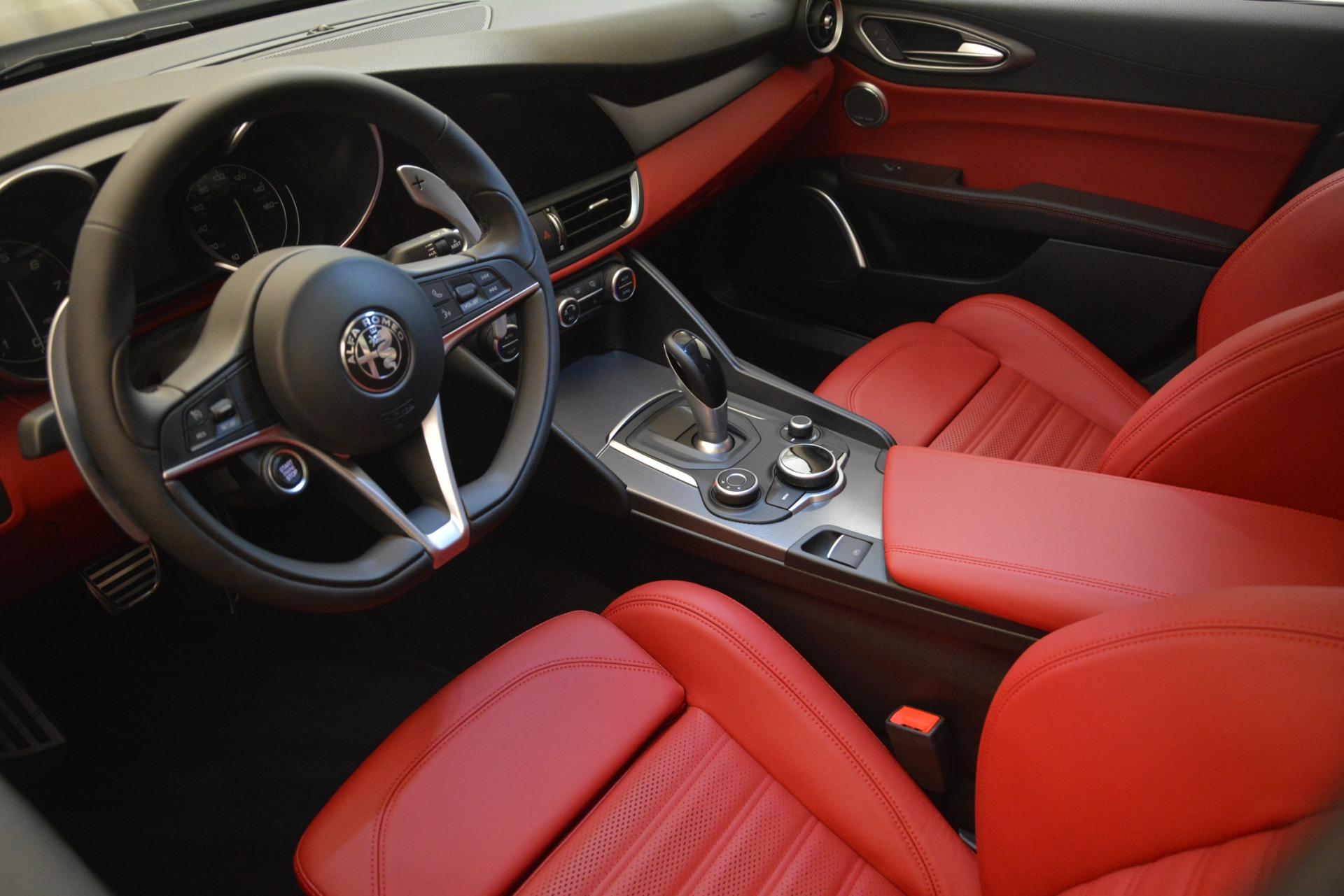 New 2019 Alfa Romeo Giulia Ti Sport Q4 For Sale In Greenwich, CT 2824_p13