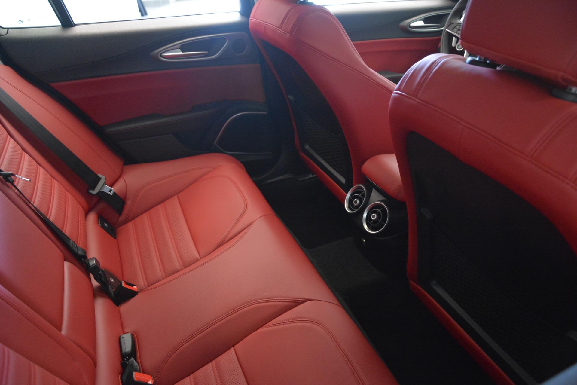 New 2019 Alfa Romeo Giulia Ti Sport Q4 For Sale In Greenwich, CT 2824_p21