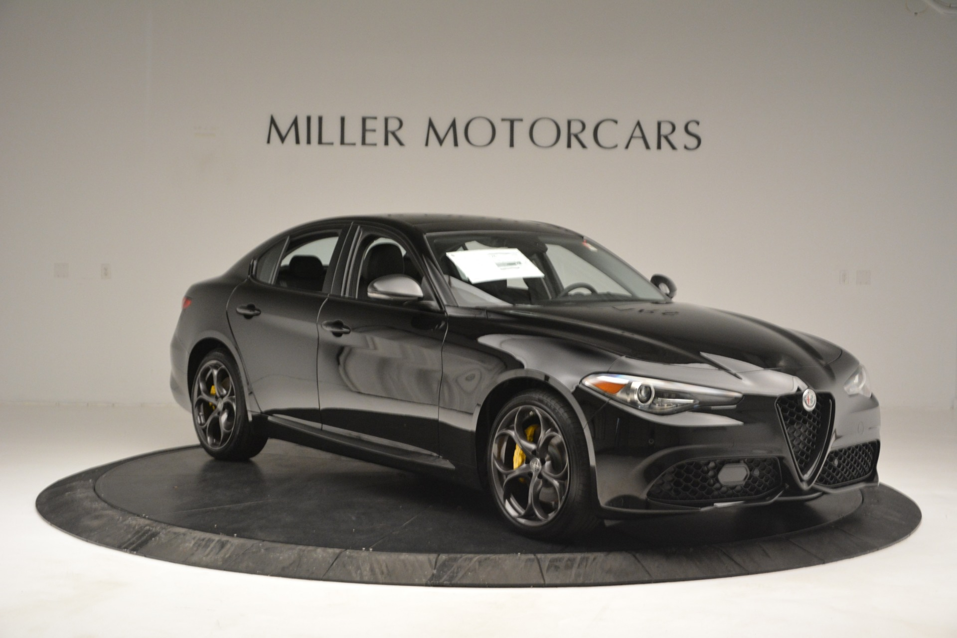 New 2019 Alfa Romeo Giulia Ti Sport Q4 For Sale In Greenwich, CT 2825_p11