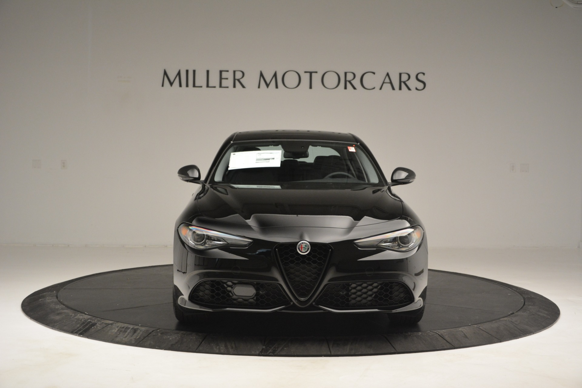 New 2019 Alfa Romeo Giulia Ti Sport Q4 For Sale In Greenwich, CT 2825_p12
