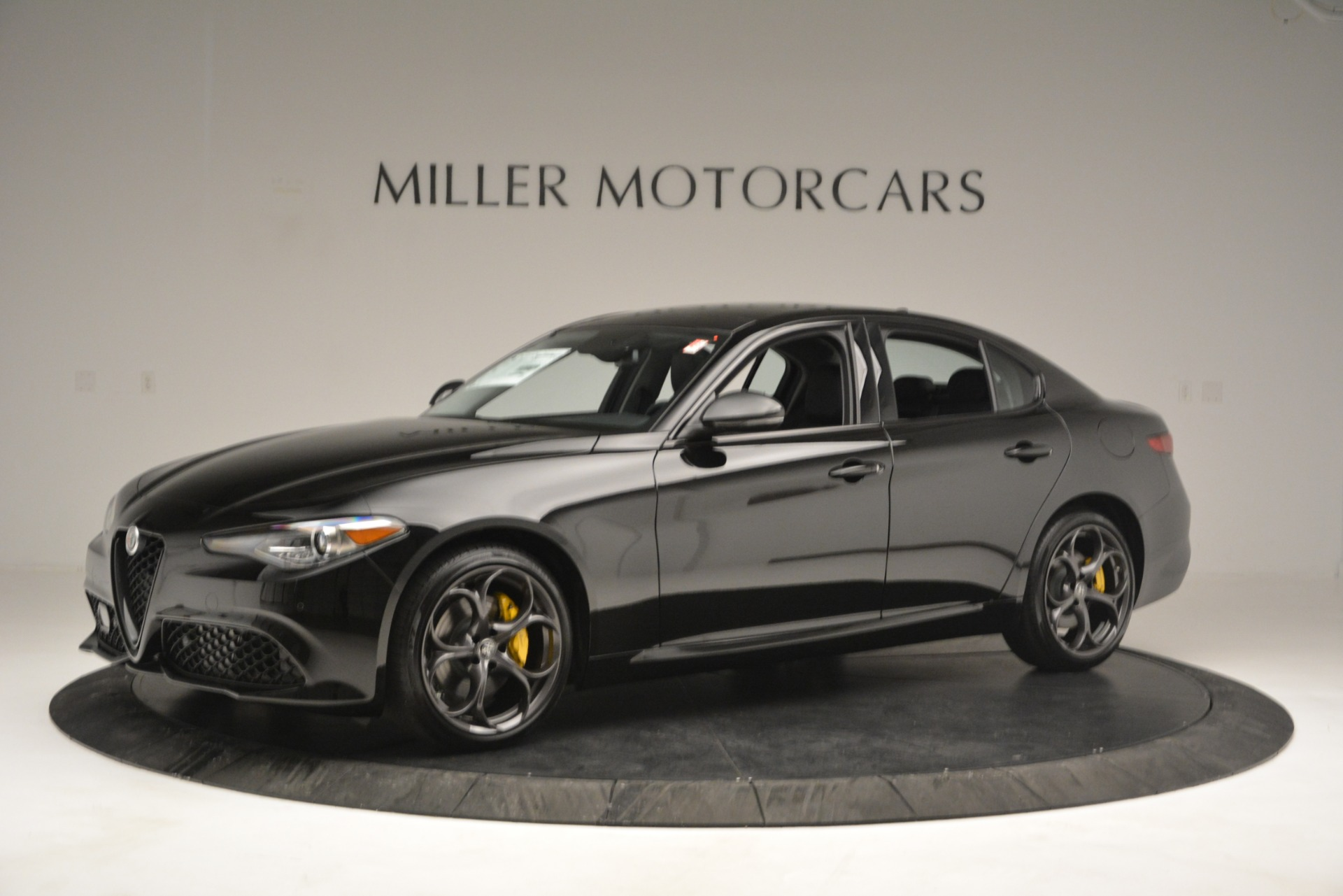 New 2019 Alfa Romeo Giulia Ti Sport Q4 For Sale In Greenwich, CT 2825_p2