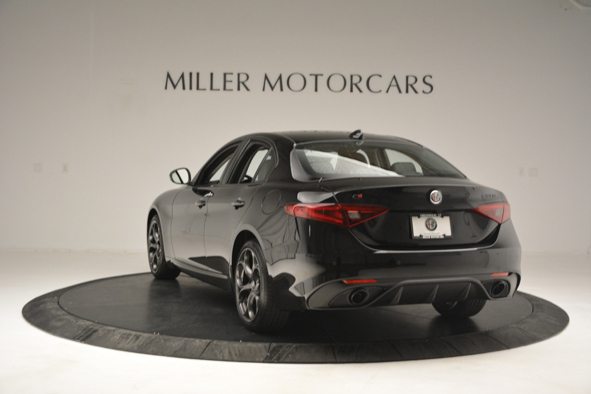 New 2019 Alfa Romeo Giulia Ti Sport Q4 For Sale In Greenwich, CT 2825_p5