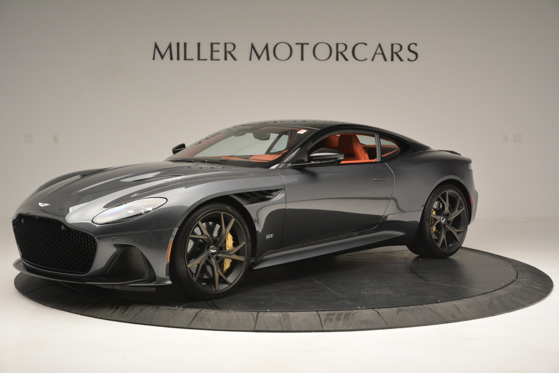 New 2019 Aston Martin DBS Superleggera For Sale In Greenwich, CT 2827_main