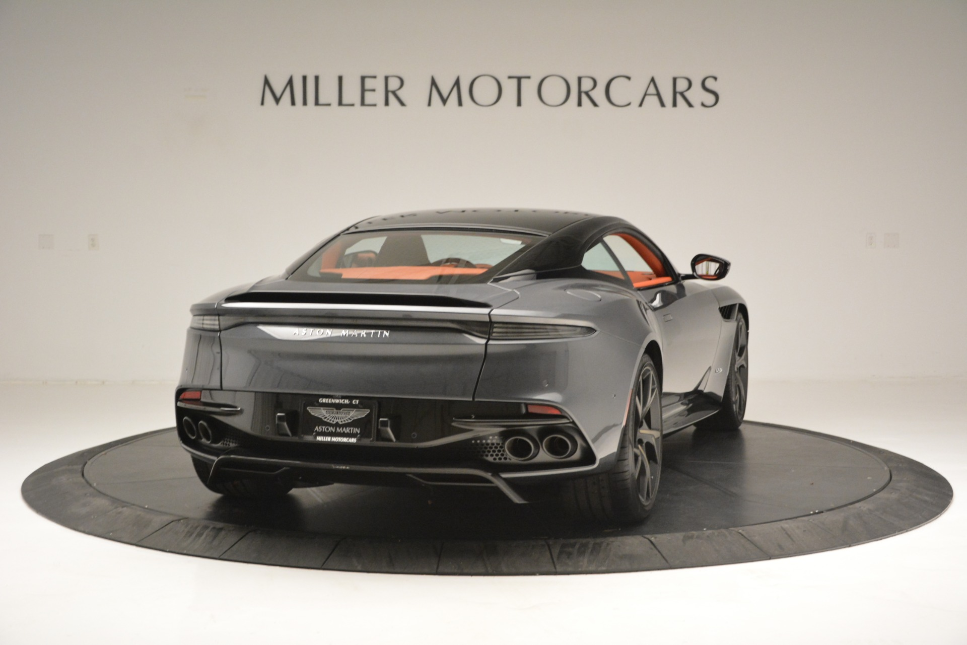 New 2019 Aston Martin DBS Superleggera For Sale In Greenwich, CT 2827_p7