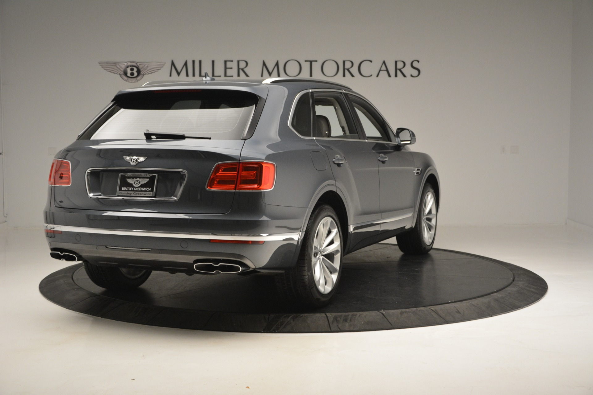 Used 2019 Bentley Bentayga V8 For Sale In Greenwich, CT 2828_p7