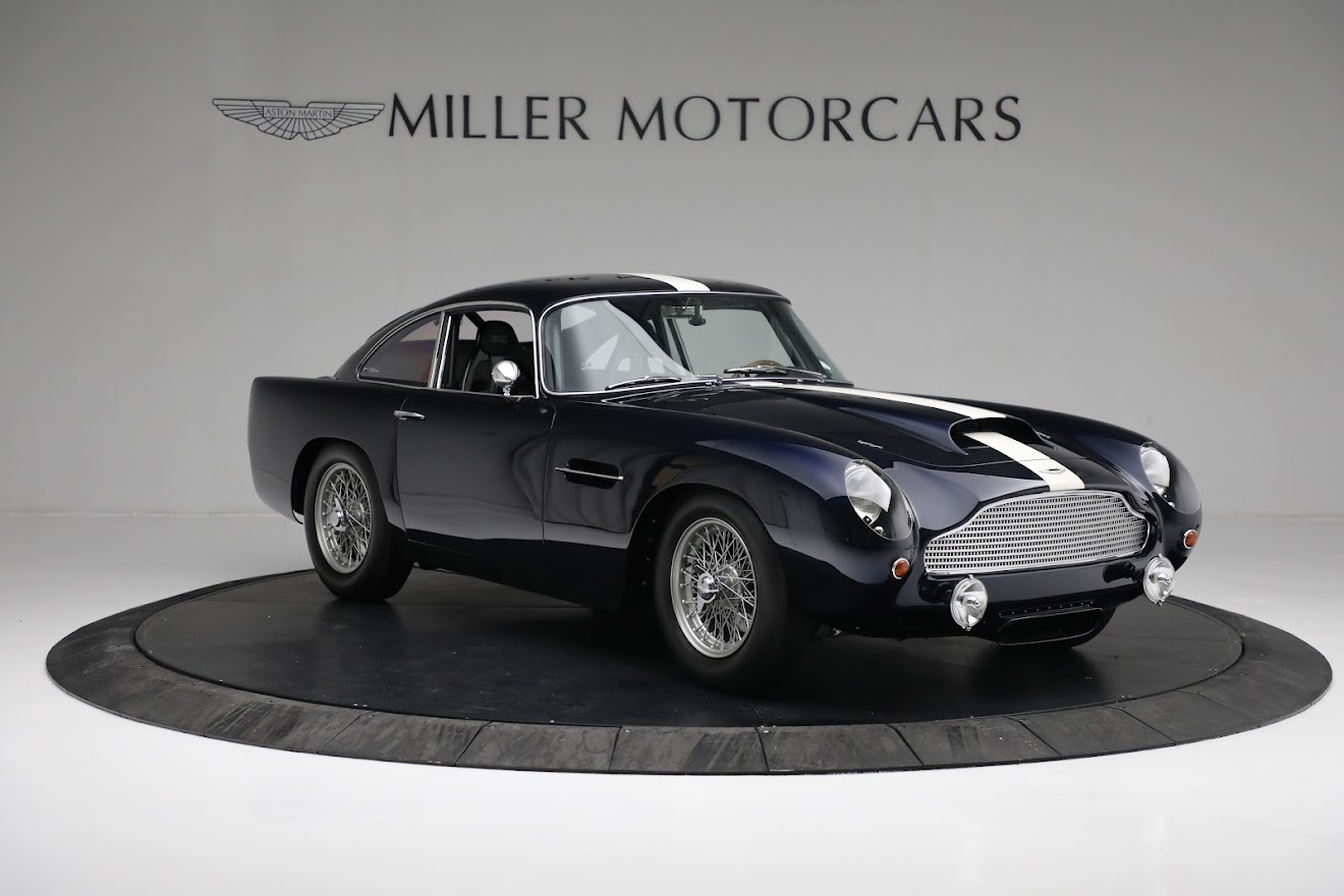 New 2018 Aston Martin DB4 GT Continuation  For Sale In Greenwich, CT 2829_p10