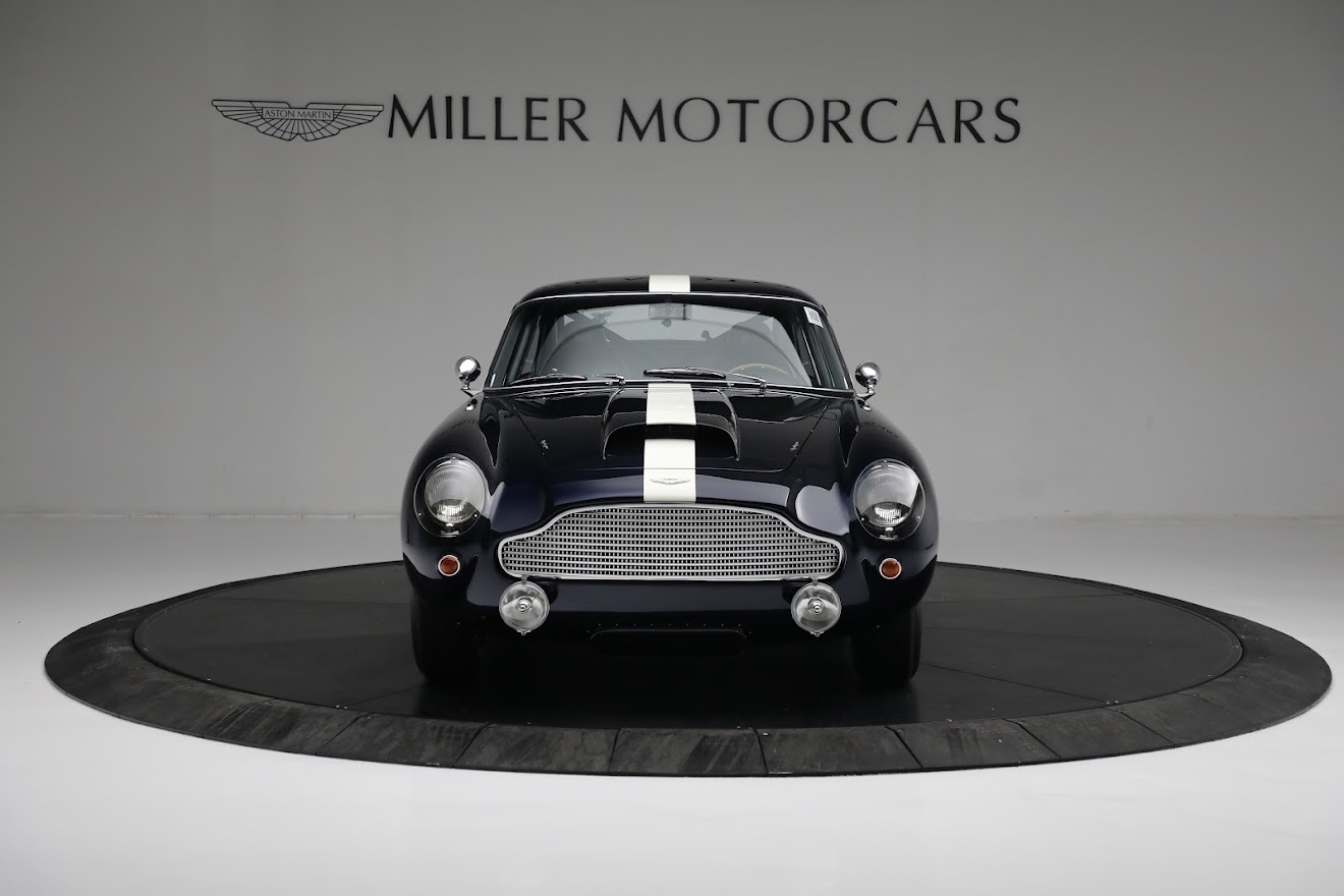 New 2018 Aston Martin DB4 GT Continuation  For Sale In Greenwich, CT 2829_p11