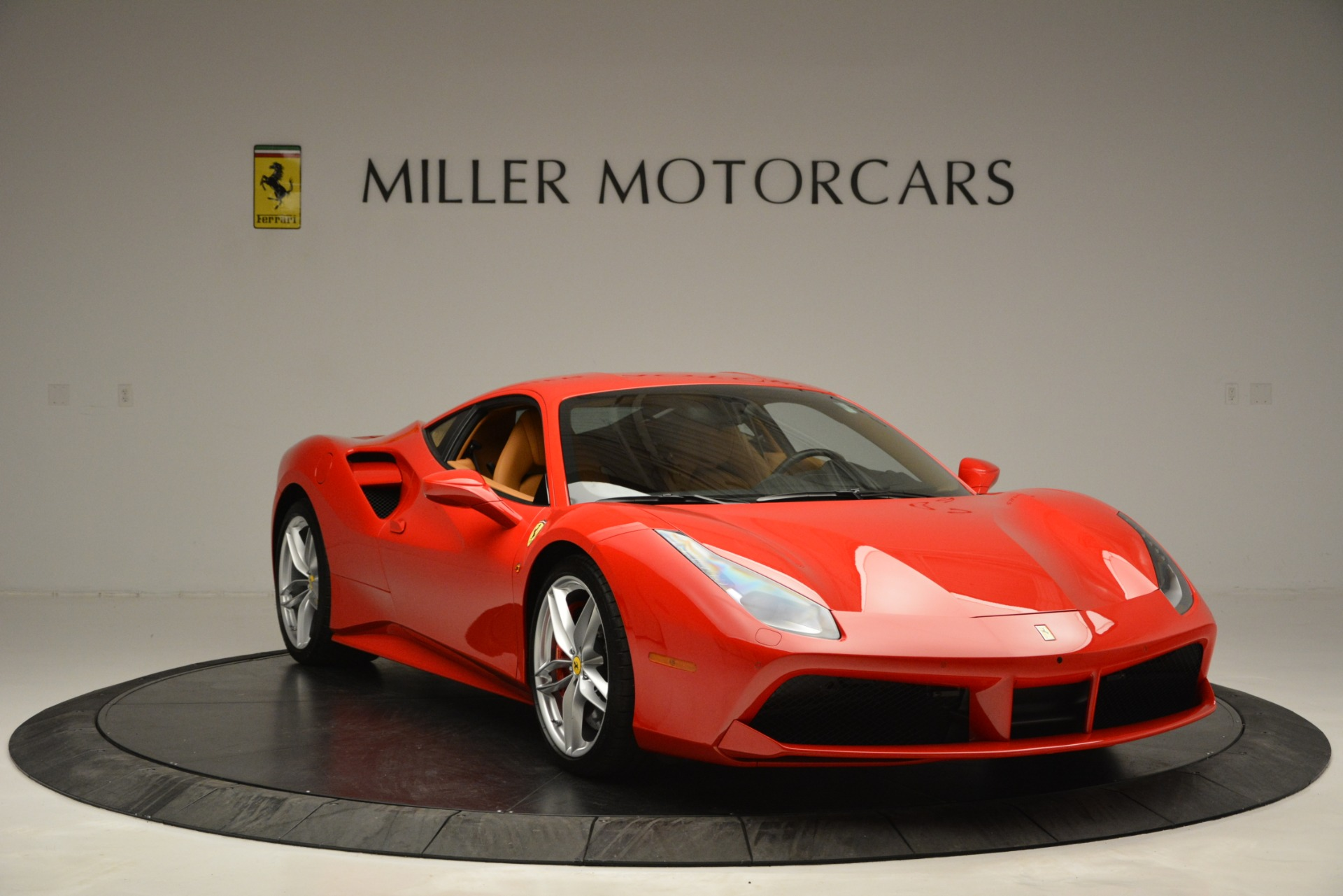 Used 2016 Ferrari 488 GTB  For Sale In Greenwich, CT 2835_p11