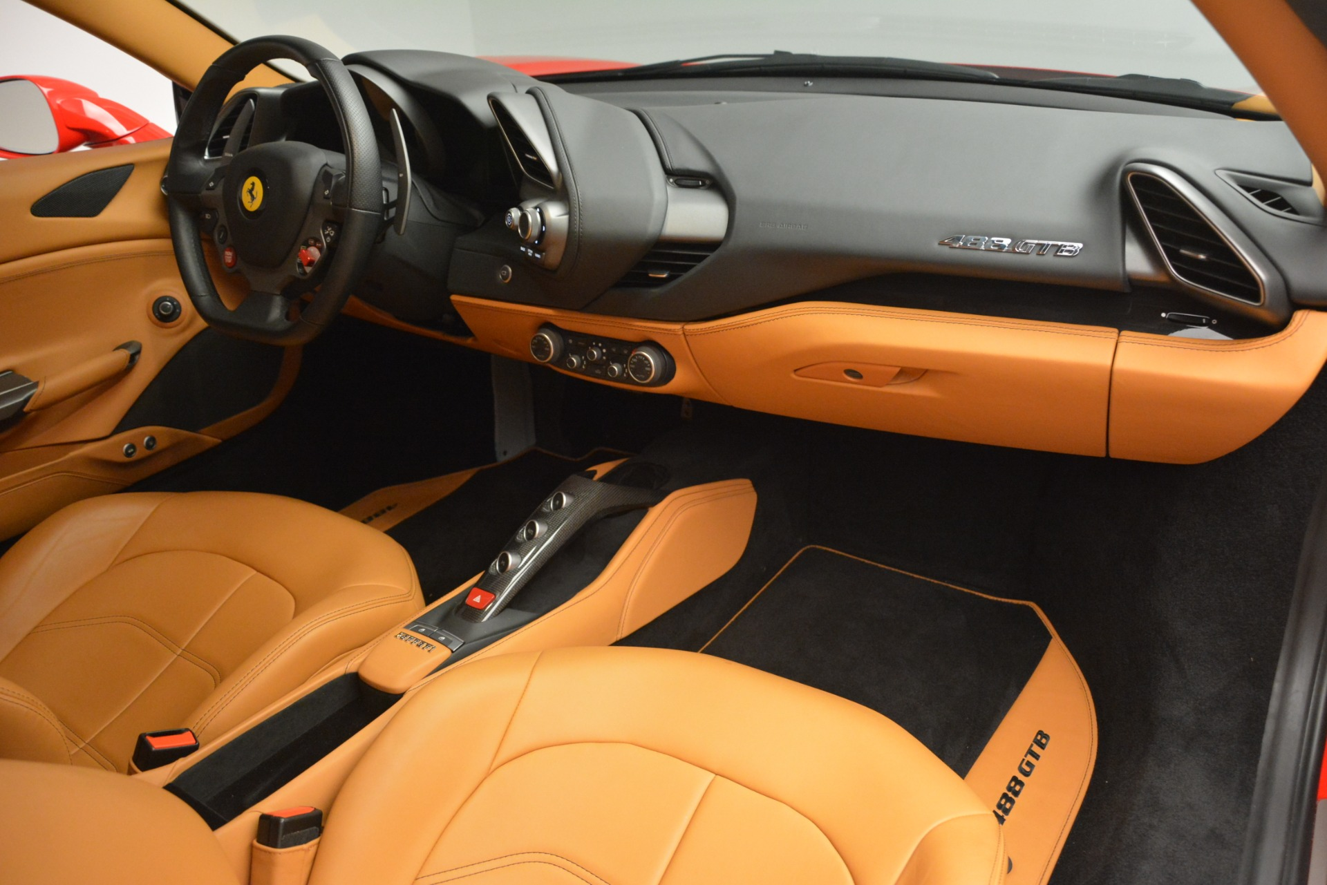 Used 2016 Ferrari 488 GTB  For Sale In Greenwich, CT 2835_p17