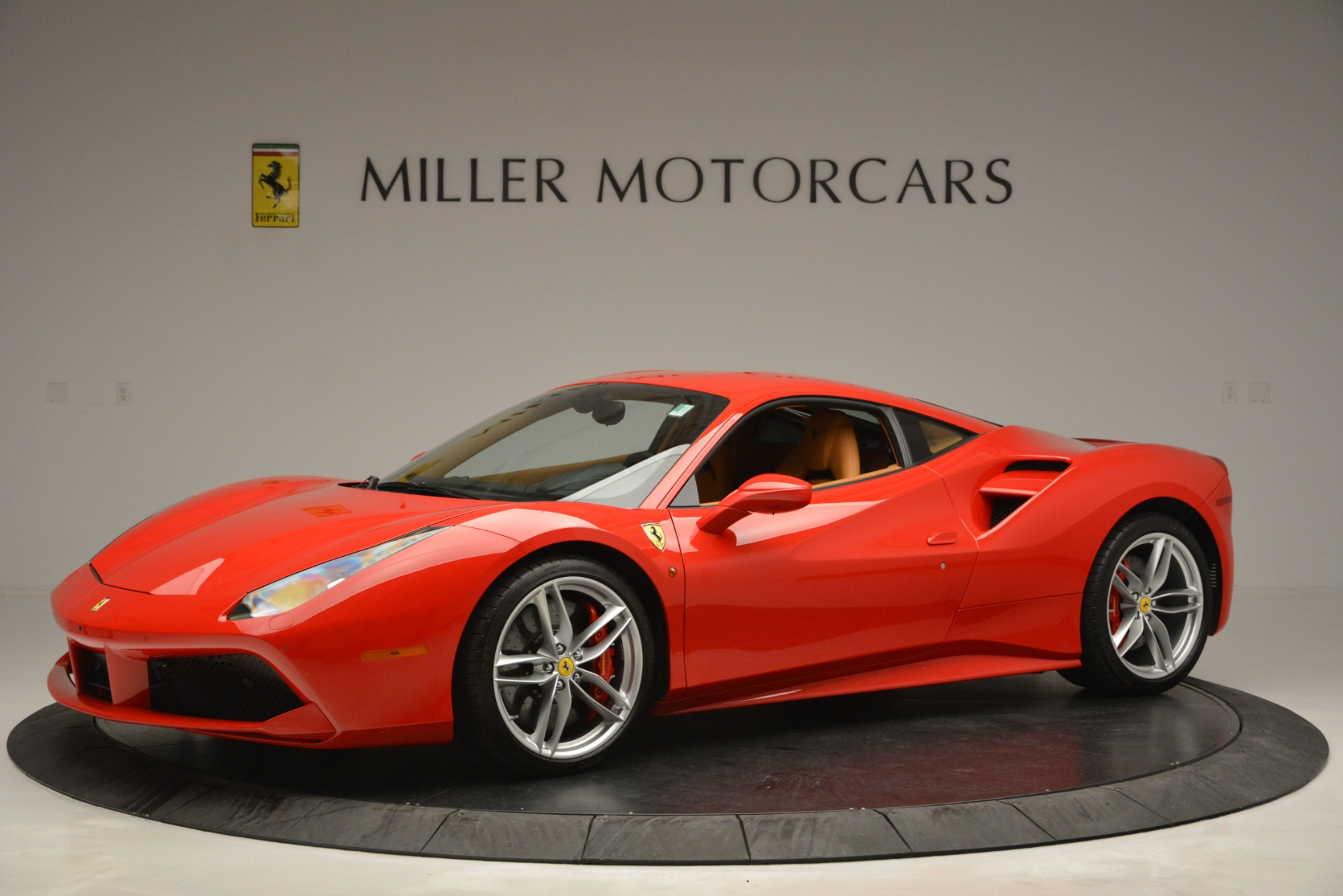 Used 2016 Ferrari 488 GTB  For Sale In Greenwich, CT 2835_p2