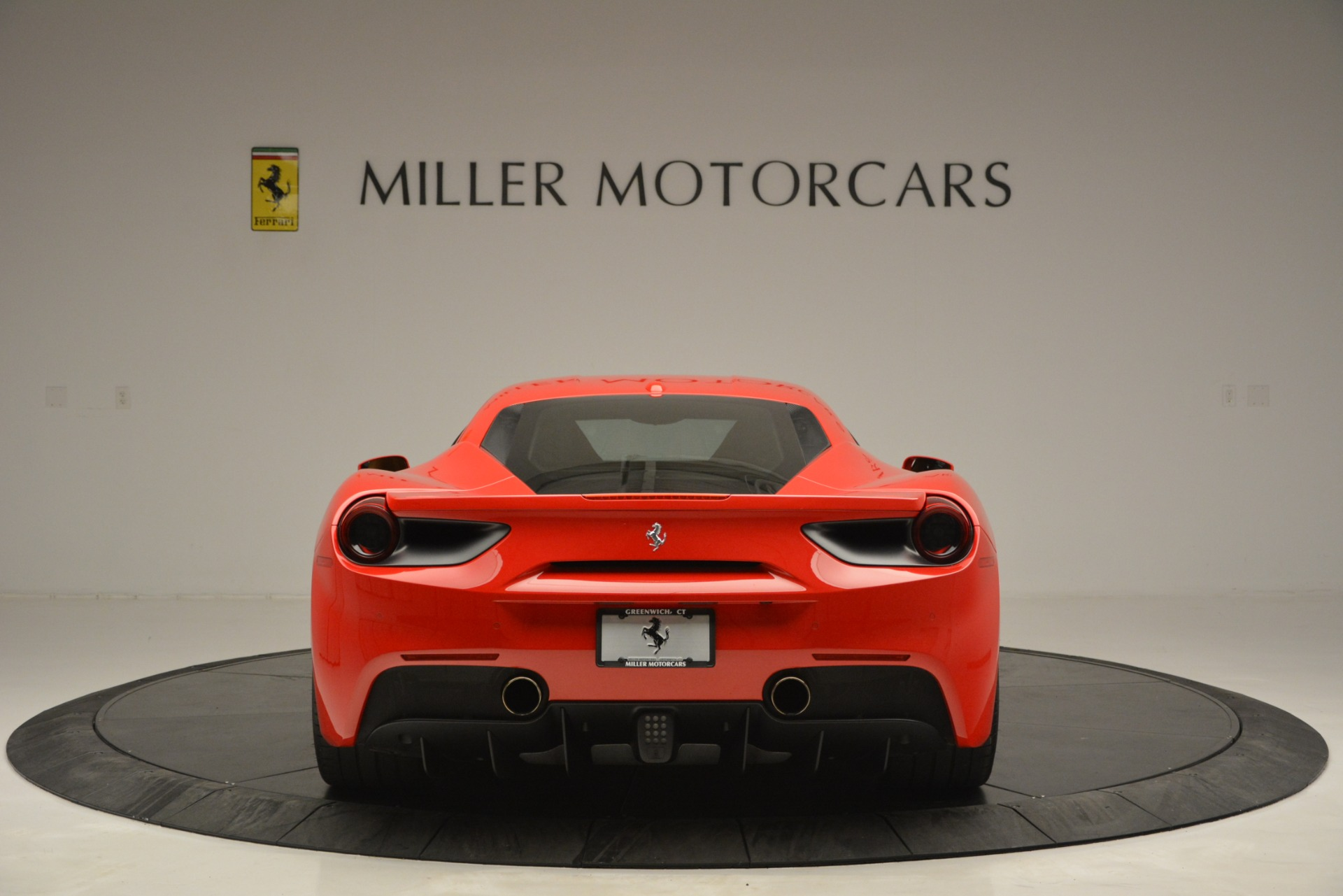Used 2016 Ferrari 488 GTB  For Sale In Greenwich, CT 2835_p6