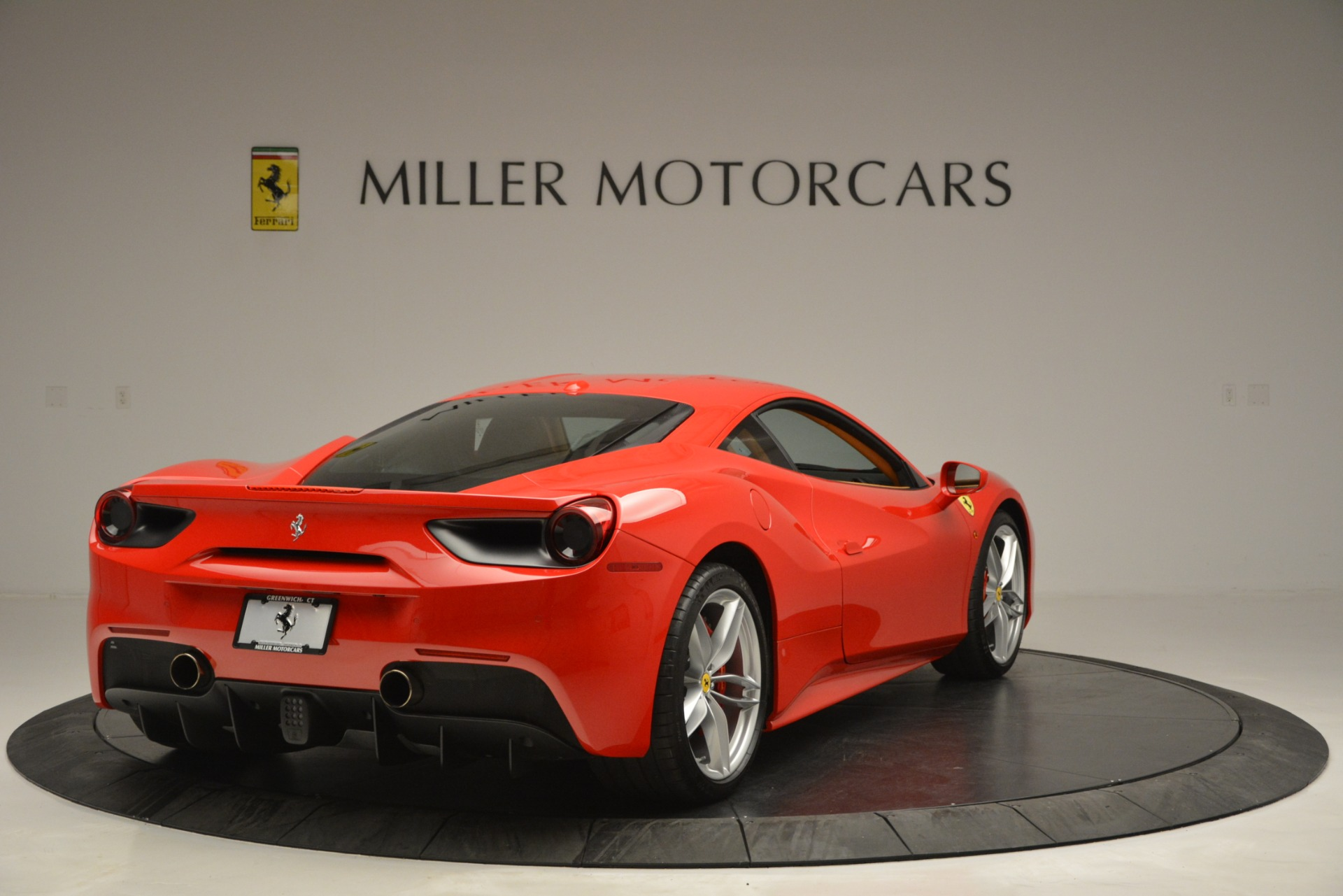 Used 2016 Ferrari 488 GTB  For Sale In Greenwich, CT 2835_p7