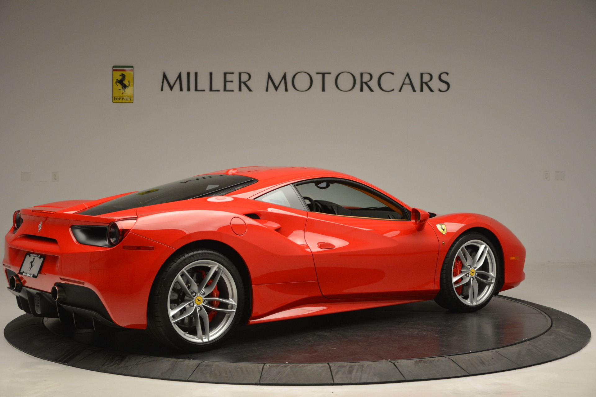 Used 2016 Ferrari 488 GTB  For Sale In Greenwich, CT 2835_p8