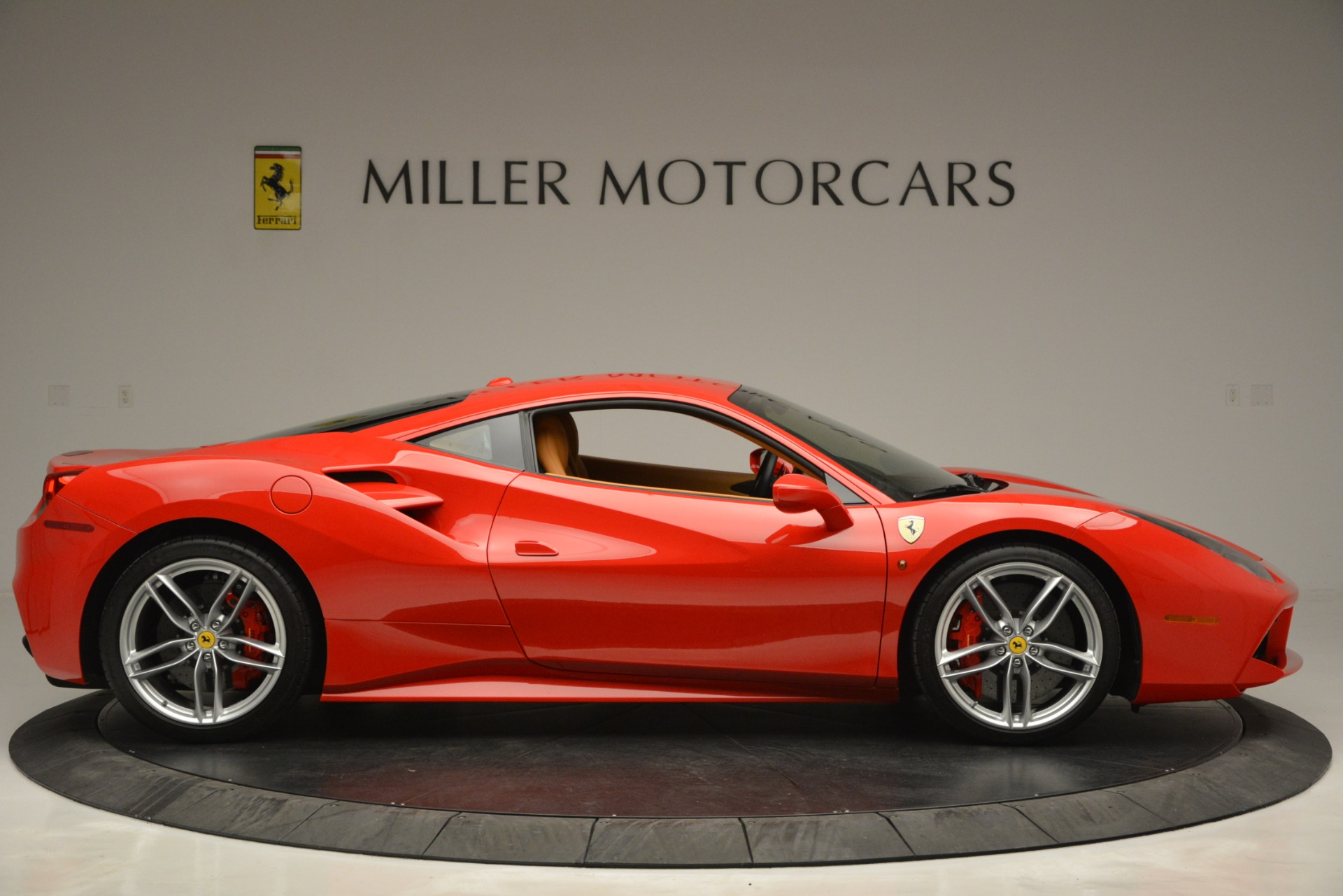 Used 2016 Ferrari 488 GTB  For Sale In Greenwich, CT 2835_p9