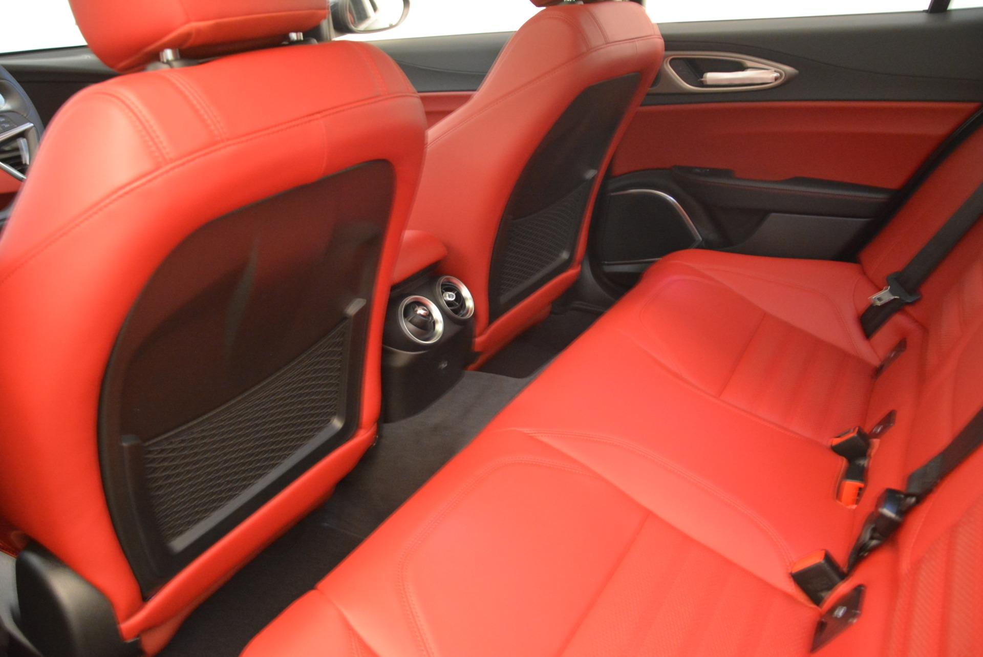 New 2019 Alfa Romeo Giulia Ti Sport Q4 For Sale In Greenwich, CT 2836_p16