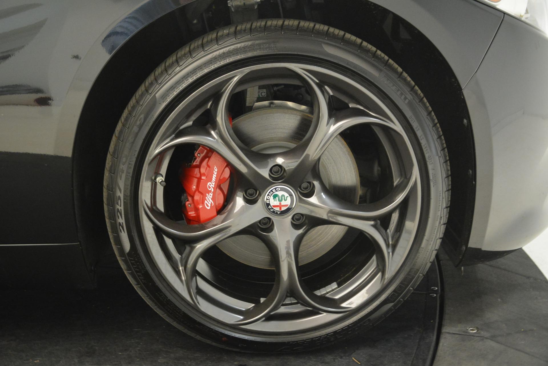 New 2019 Alfa Romeo Giulia Ti Sport Q4 For Sale In Greenwich, CT 2836_p25