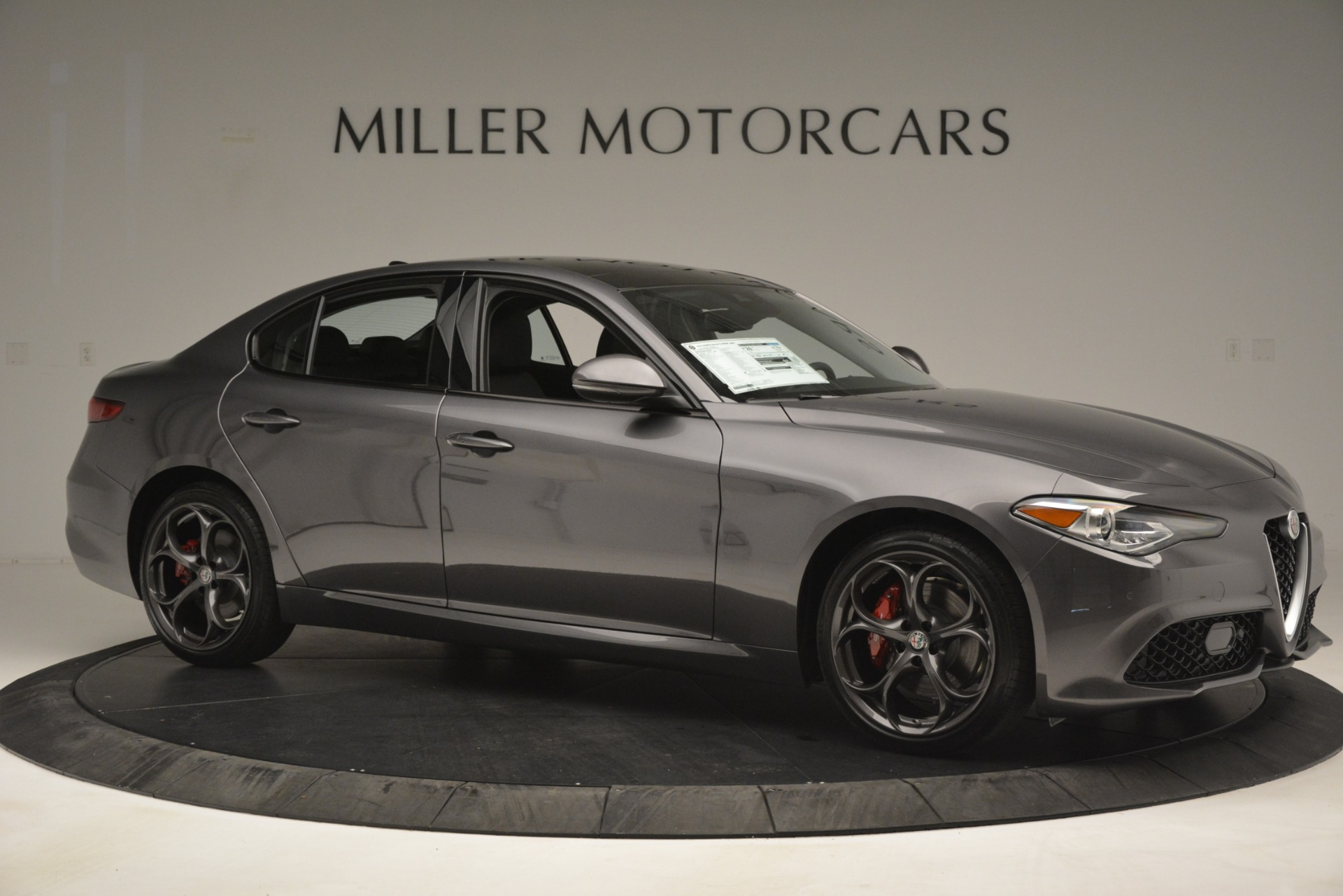 New 2019 Alfa Romeo Giulia Ti Sport Q4 For Sale In Greenwich, CT 2837_p10