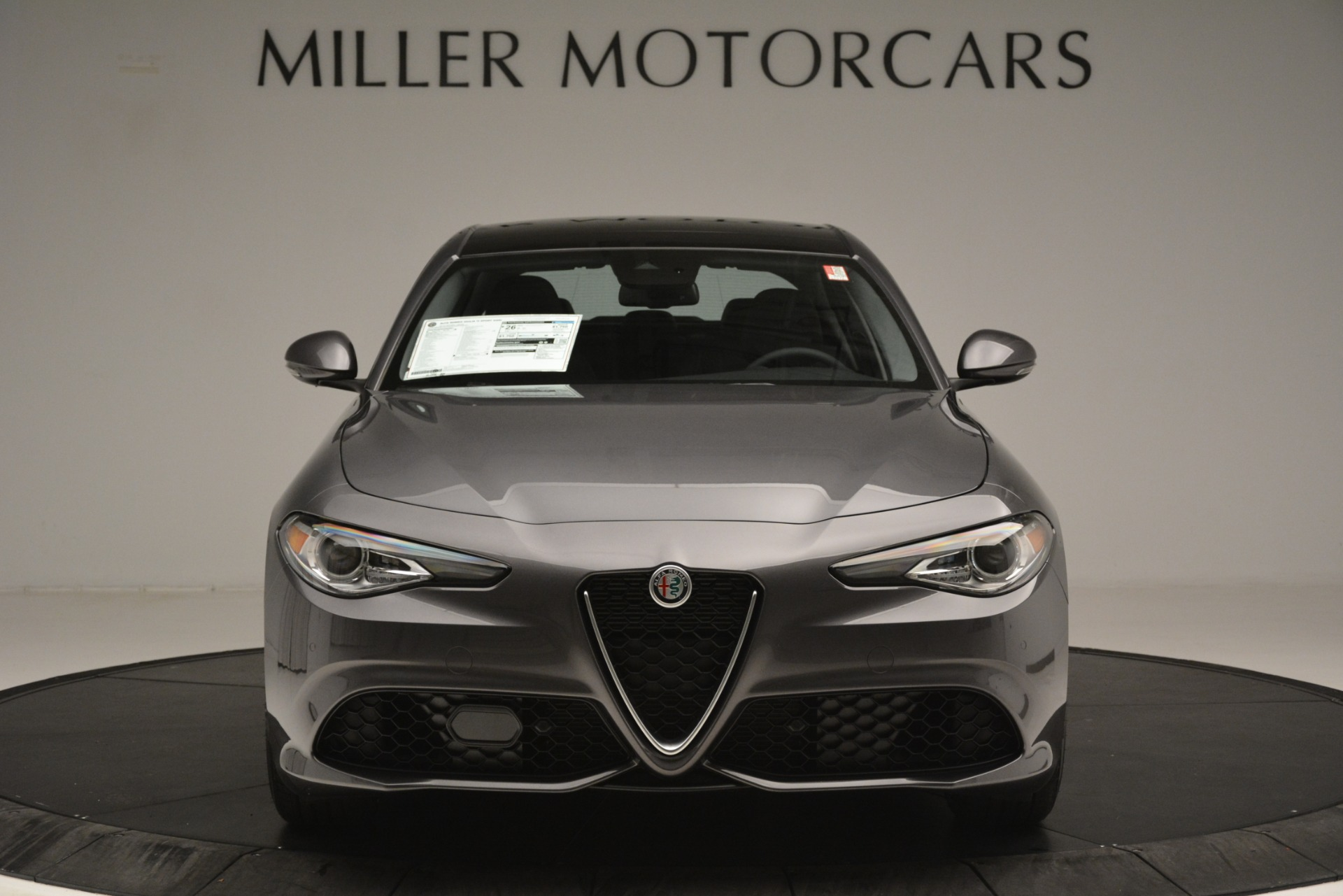 New 2019 Alfa Romeo Giulia Ti Sport Q4 For Sale In Greenwich, CT 2837_p12