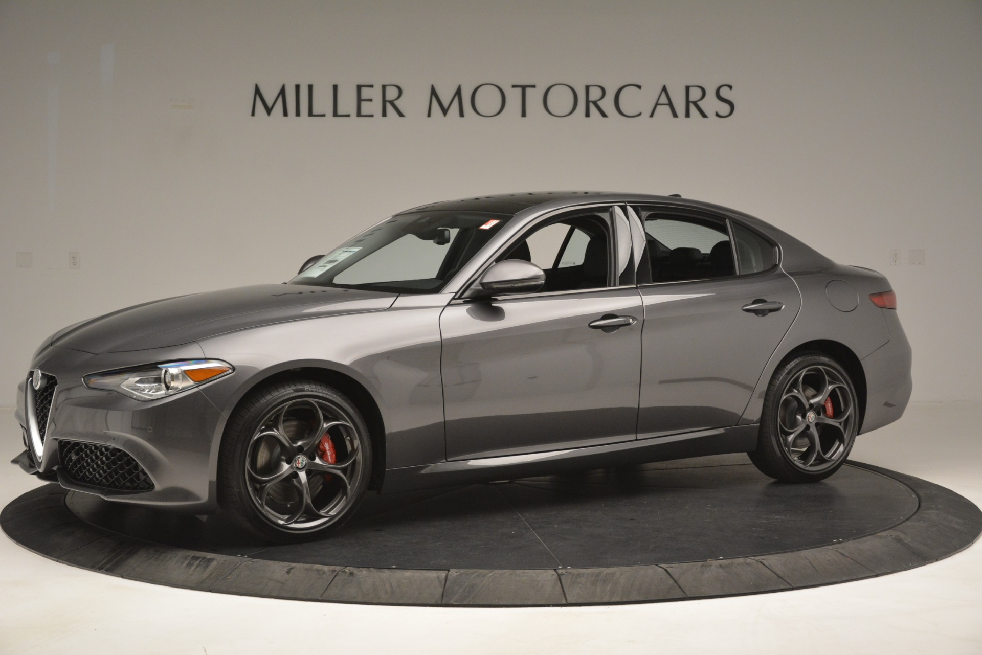 New 2019 Alfa Romeo Giulia Ti Sport Q4 For Sale In Greenwich, CT 2837_p2