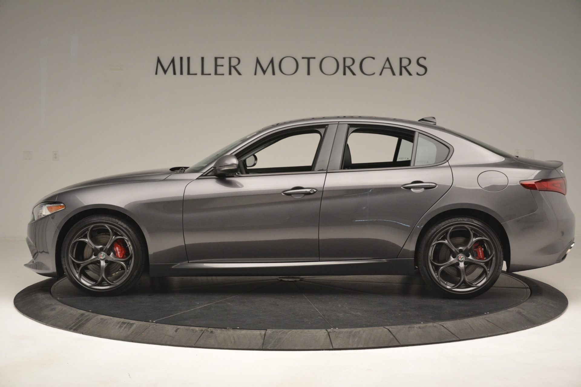 New 2019 Alfa Romeo Giulia Ti Sport Q4 For Sale In Greenwich, CT 2837_p3